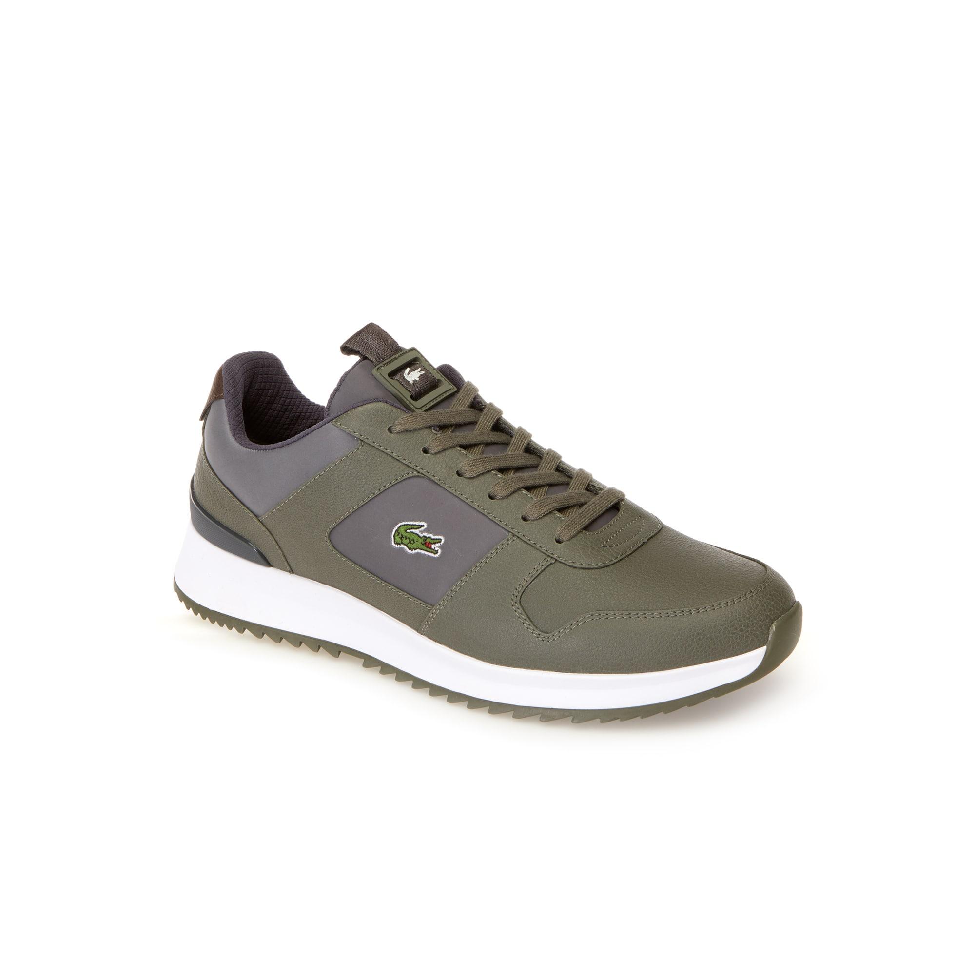 Zapatillas de hombre Joggeur 2.0 de piel
