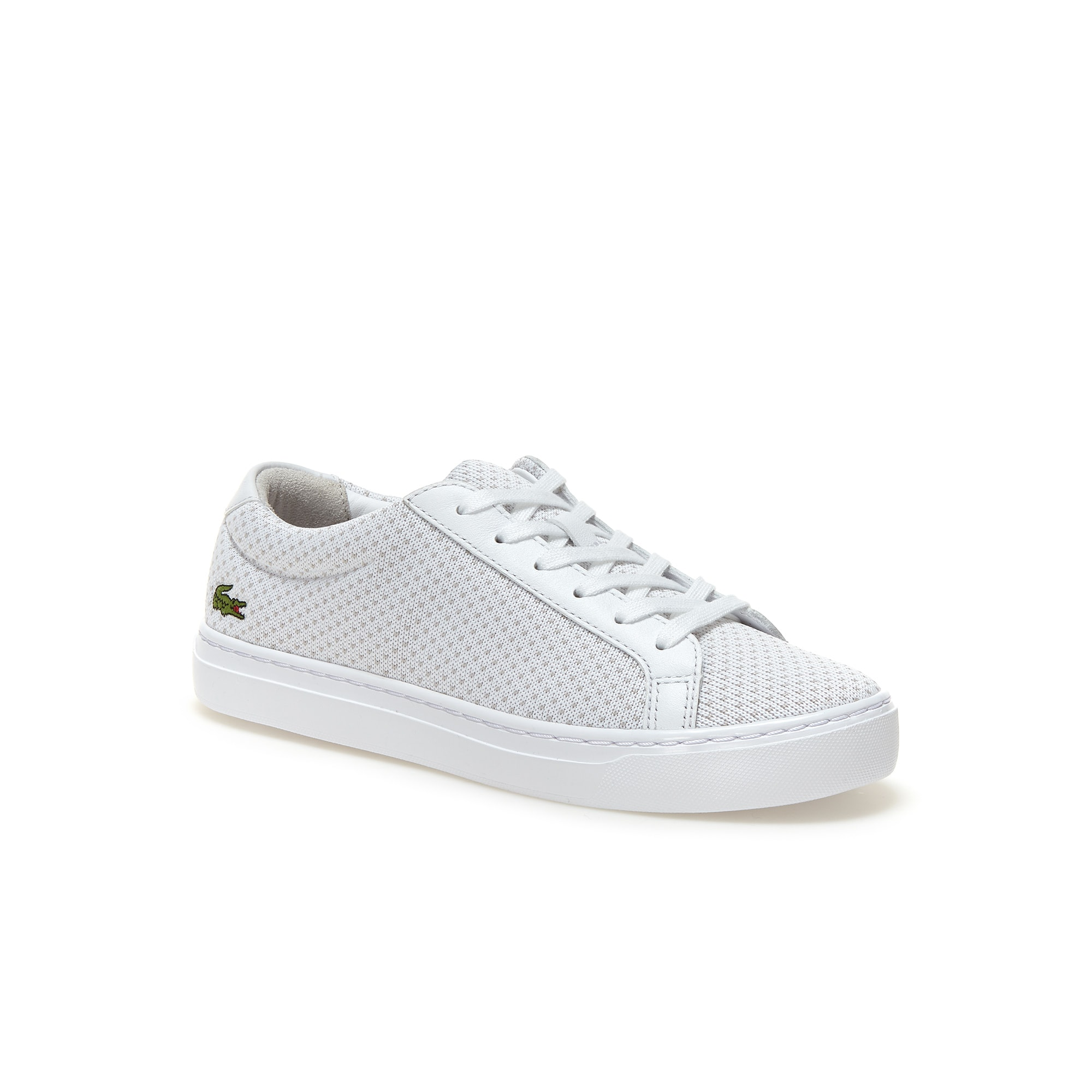 Women's L.12.12 Lightweight Textile Trainers