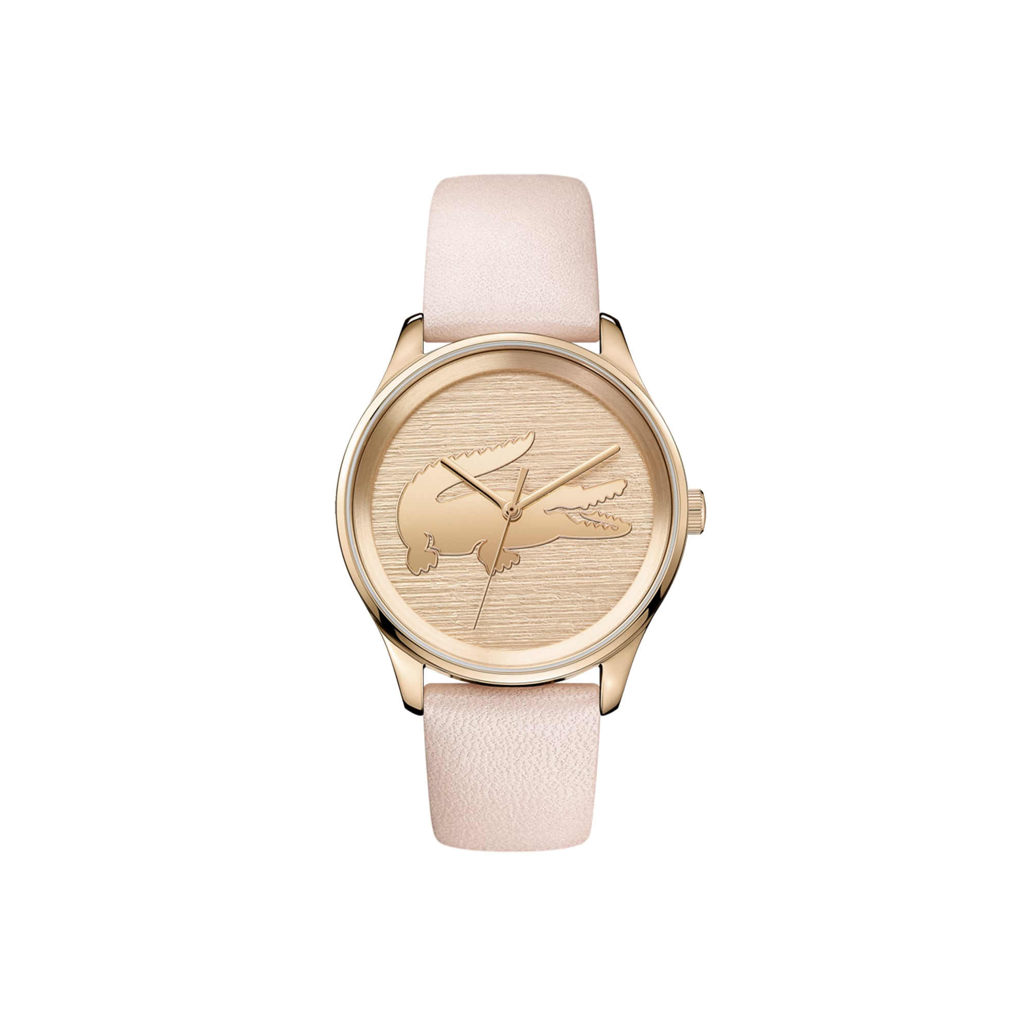 Women's Valencia Watch with Pink Leather Strap