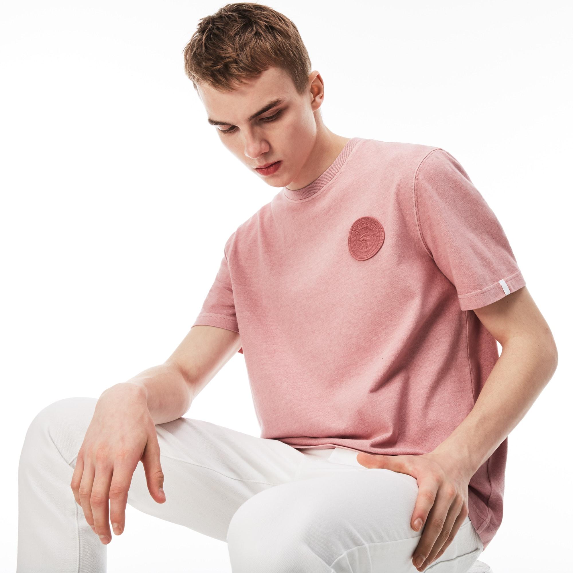 Camiseta Hombre Insignia Lacoste Live