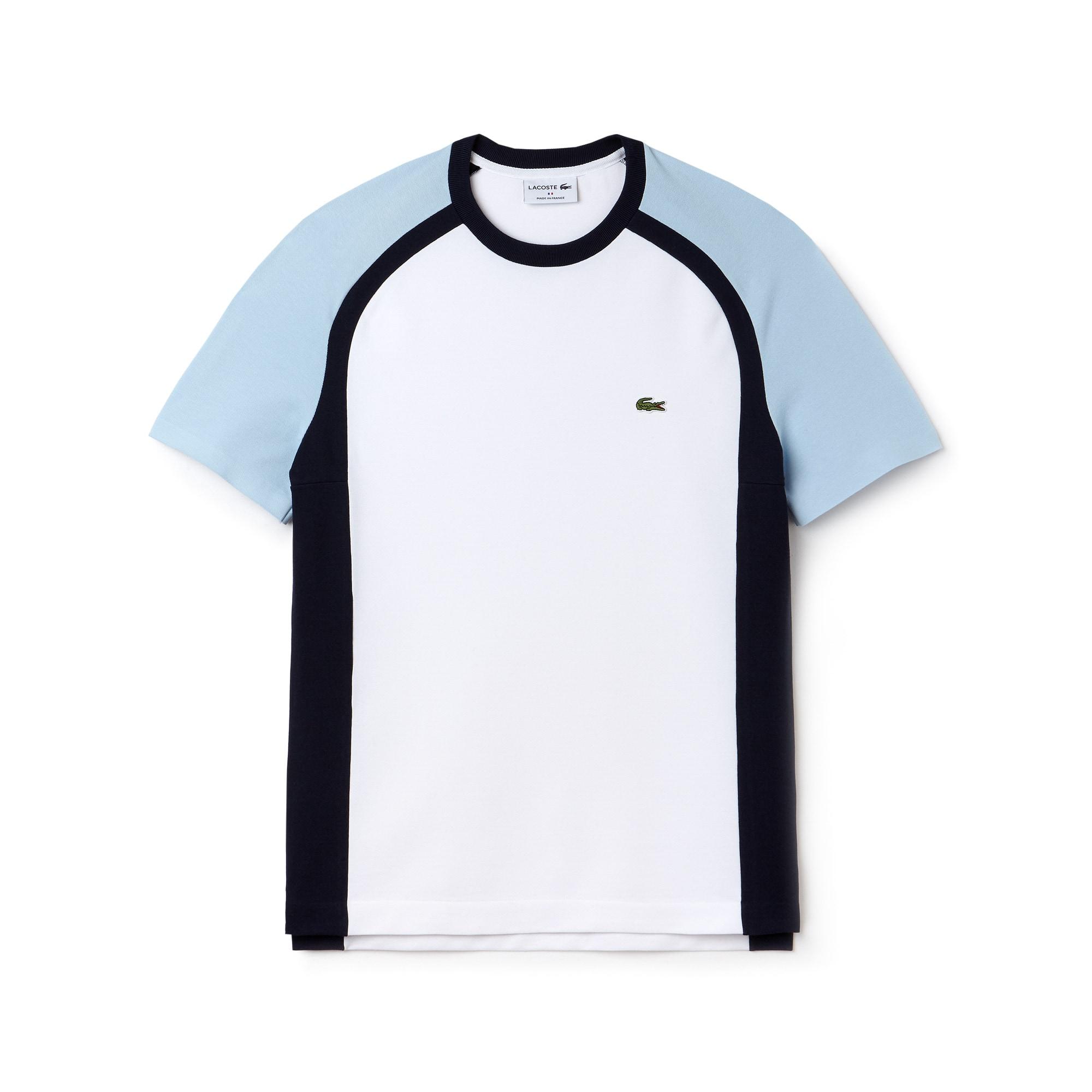 Camiseta Hombre Piqué Técnico Made In France