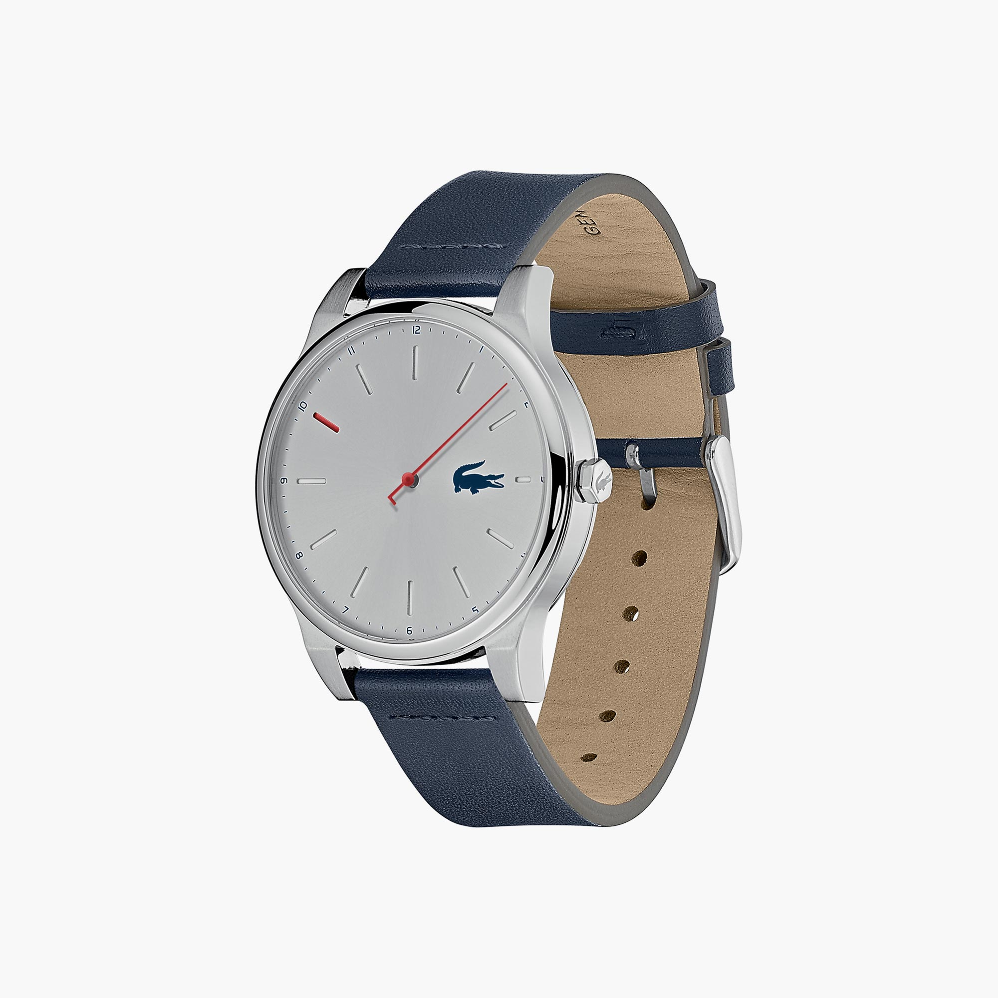 Gents Kyoto Watch with Blue Leather Strap
