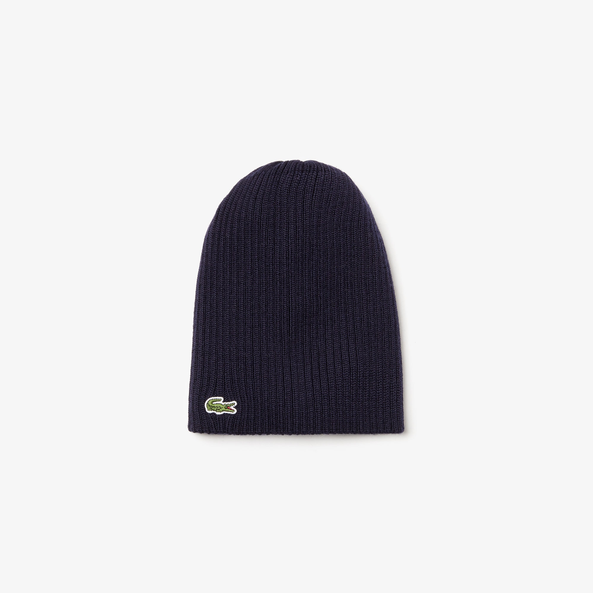 Men's Ribbed Wool Beanie