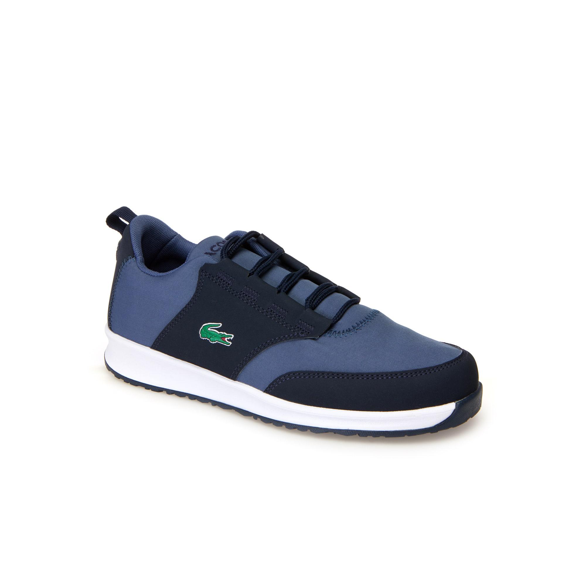 Zapatillas junior L.ight de material textil y sintético
