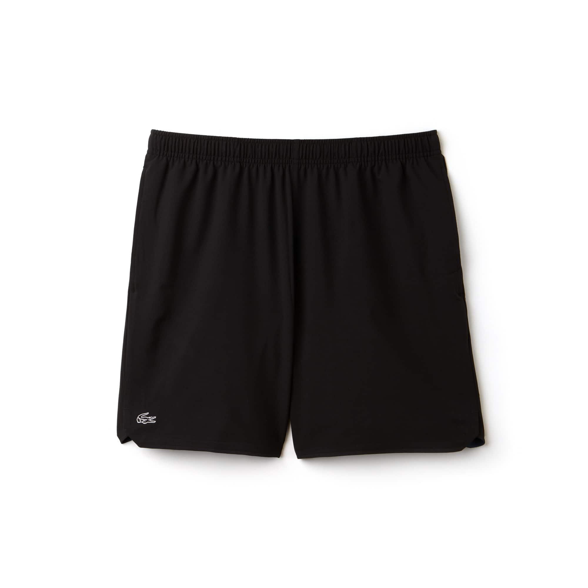 Pantalón corto técnico Tenis Lacoste SPORT liso