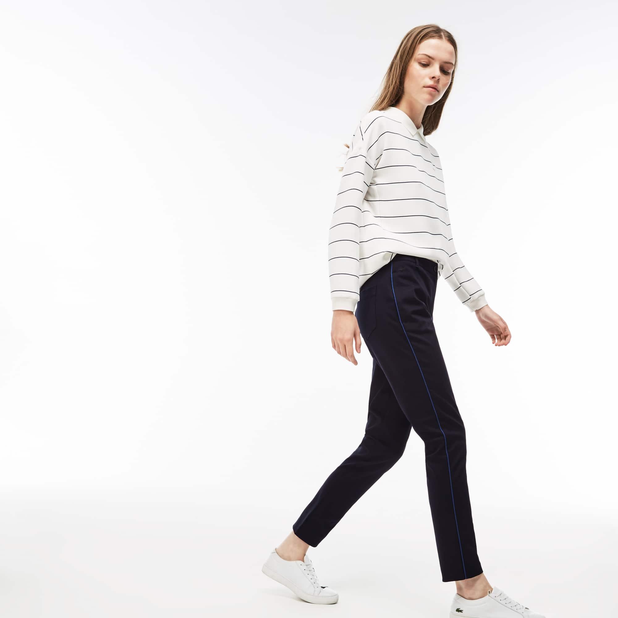 Pantalón Mujer Slim Fit