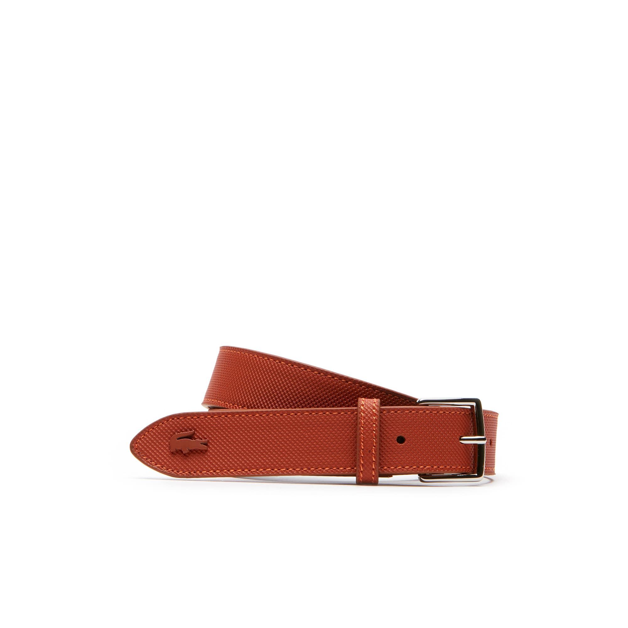 Cinturón Reversible Anna Bicolor Con Hebilla De Lengüeta