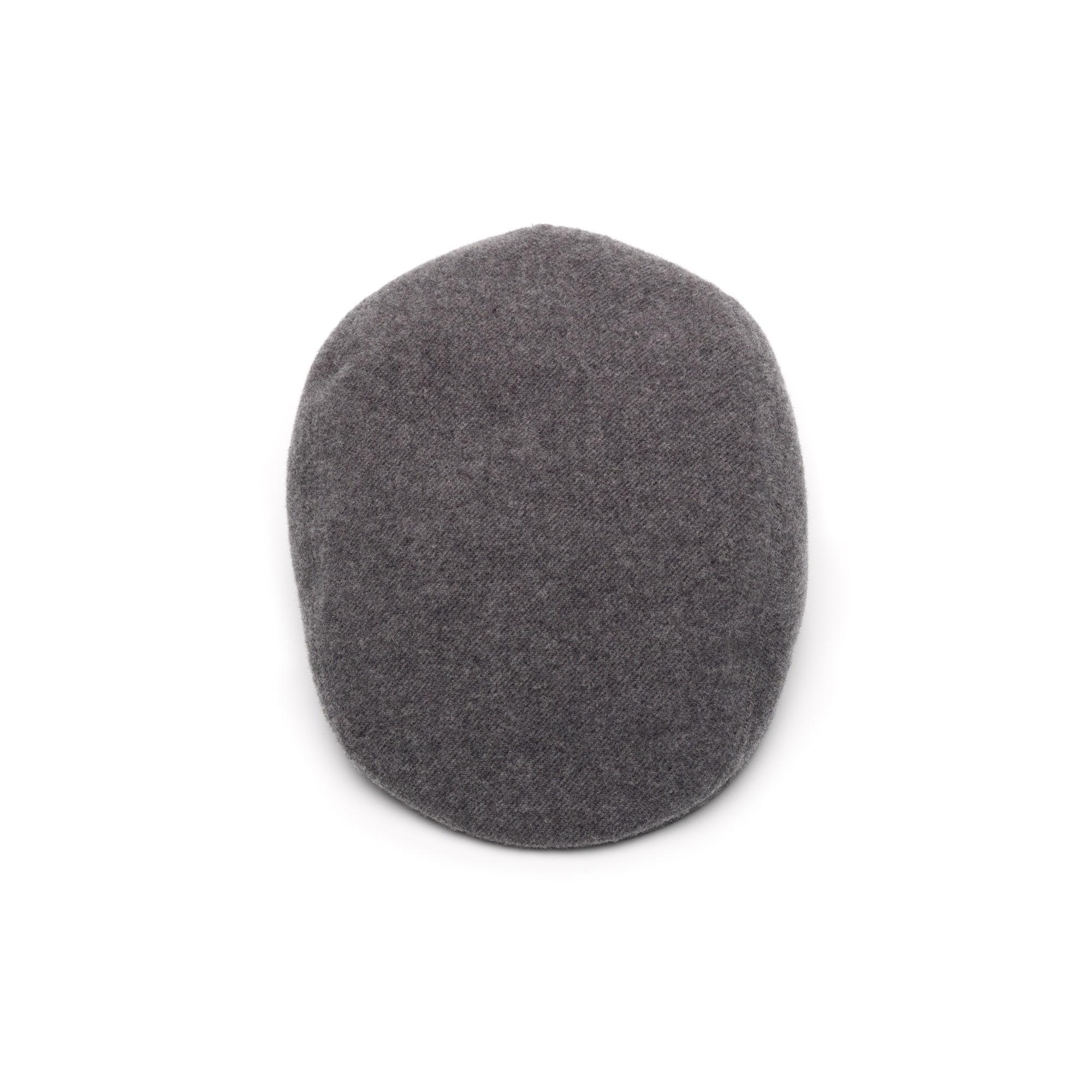 13559a644 Men's Wool Broadcloth Flat Cap   LACOSTE