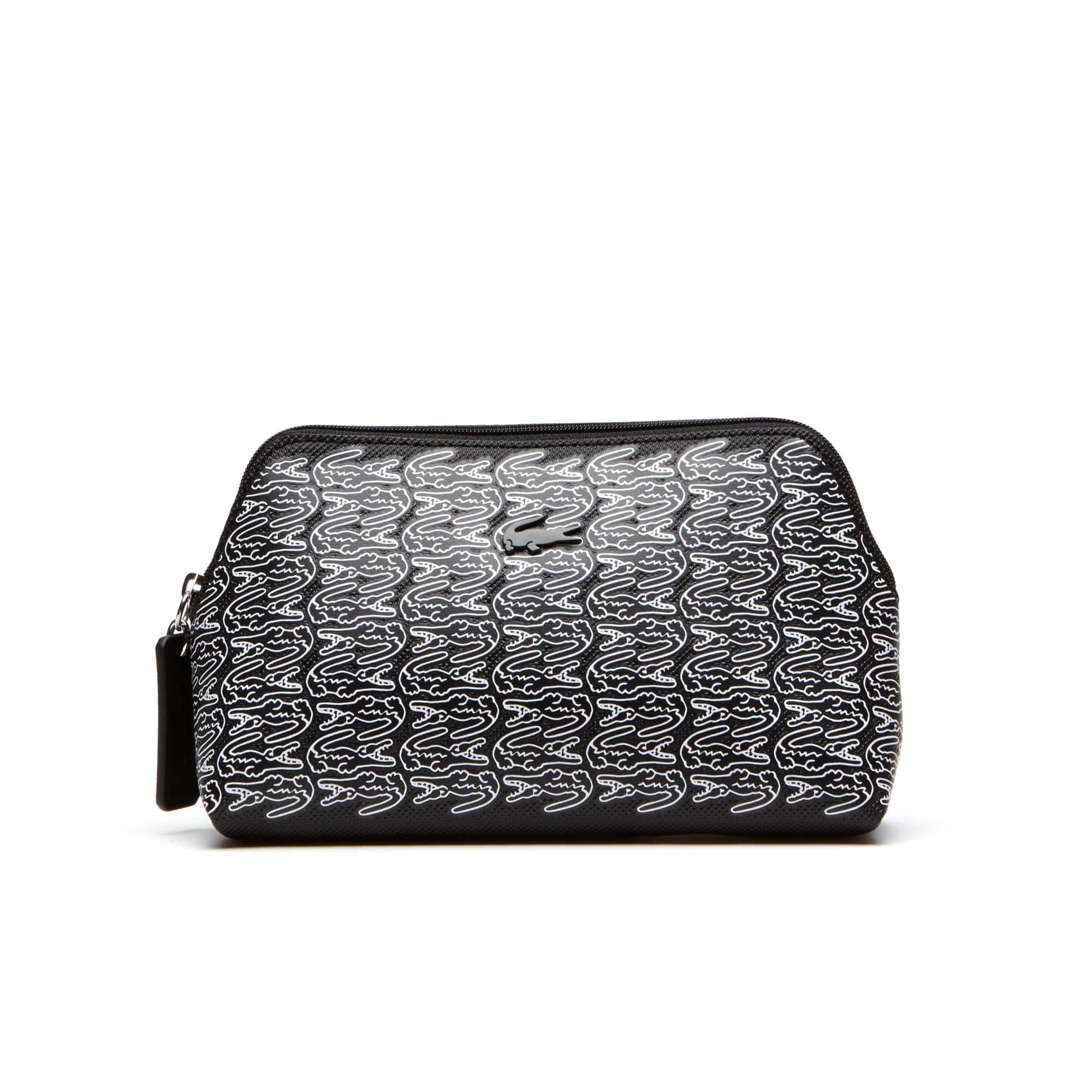 Women's L.12.12 Concept Croc Zip Makeup Pouch