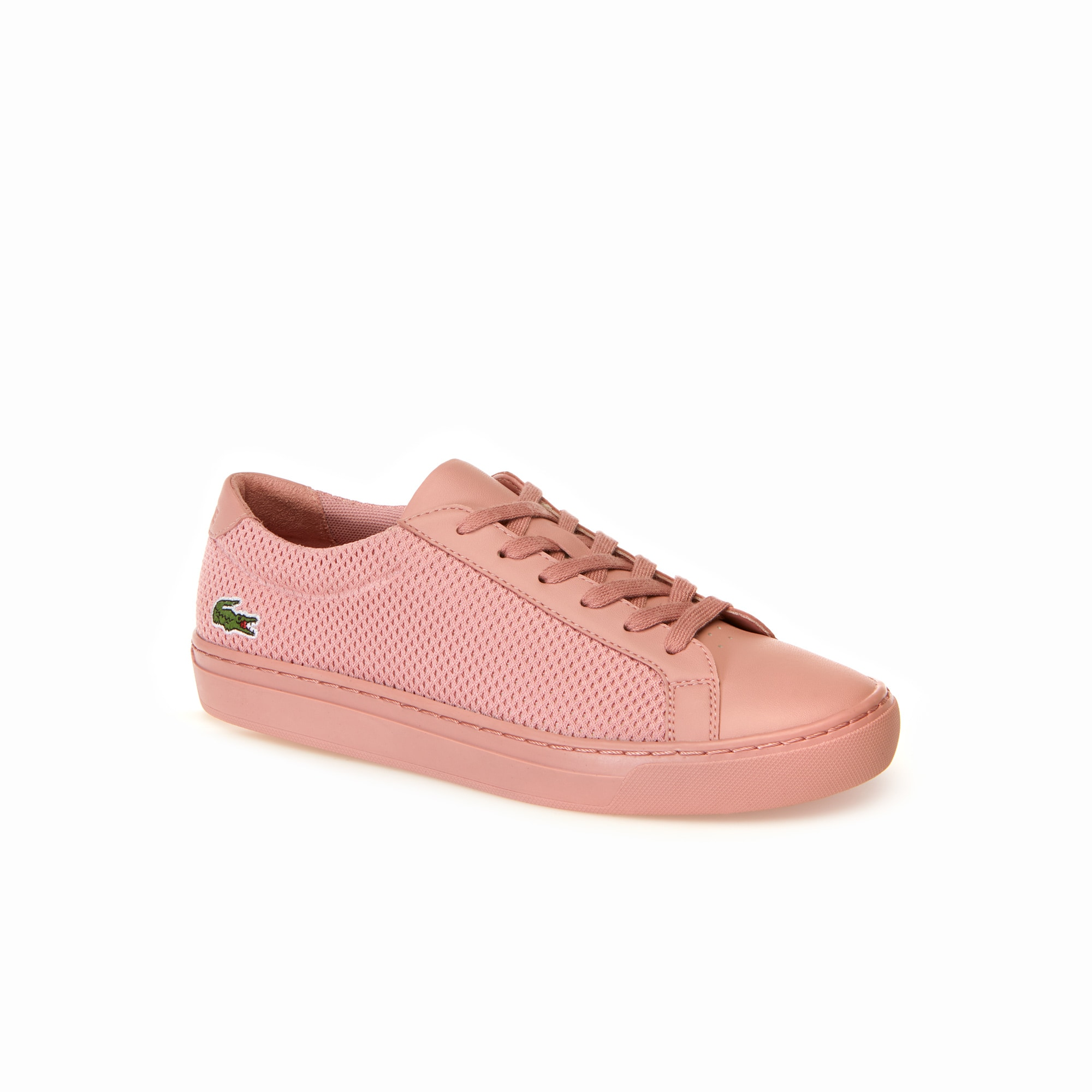 Zapatillas de mujer L.12.12 Light-WT de material textil y piel