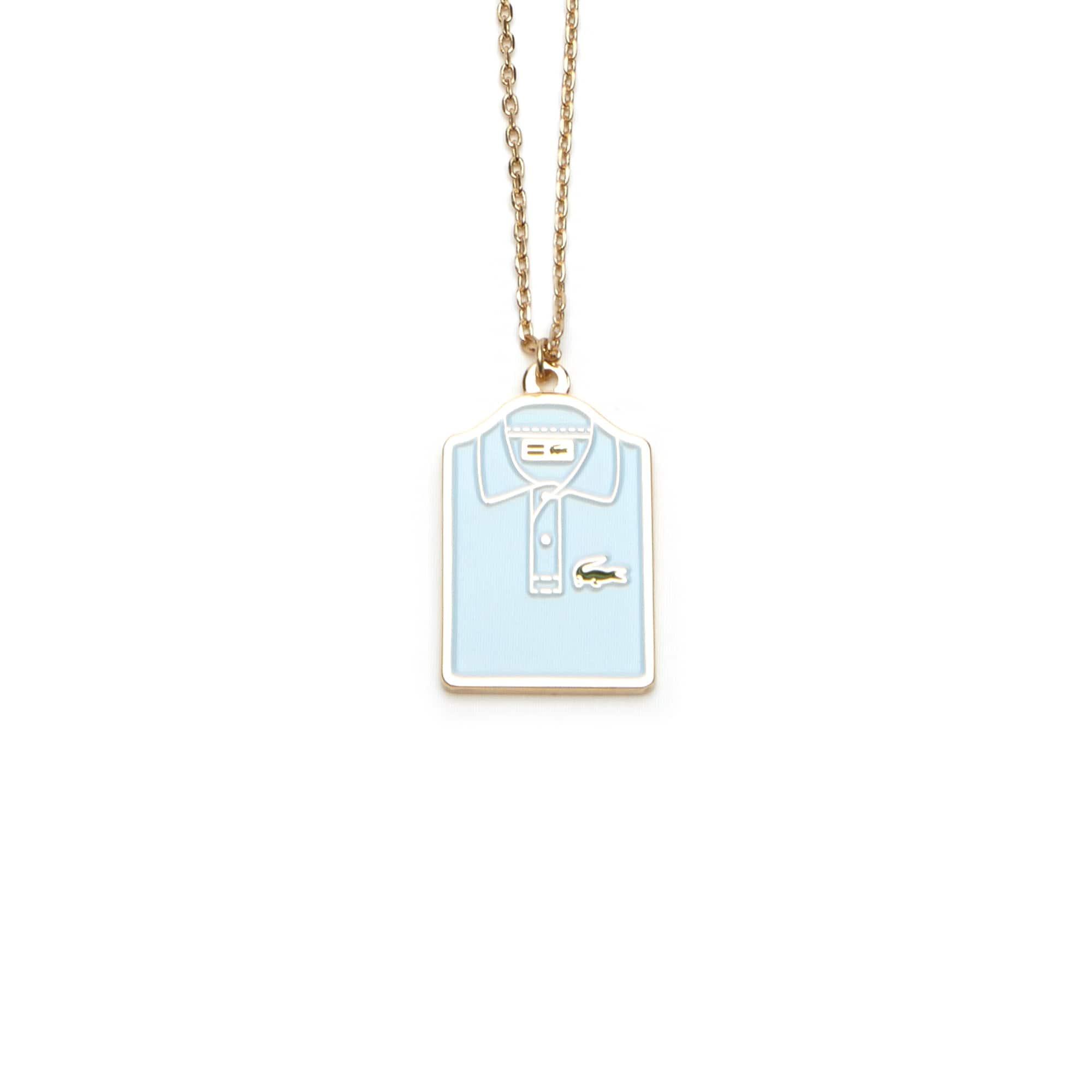 Lacoste Polo Fashion Show Necklace