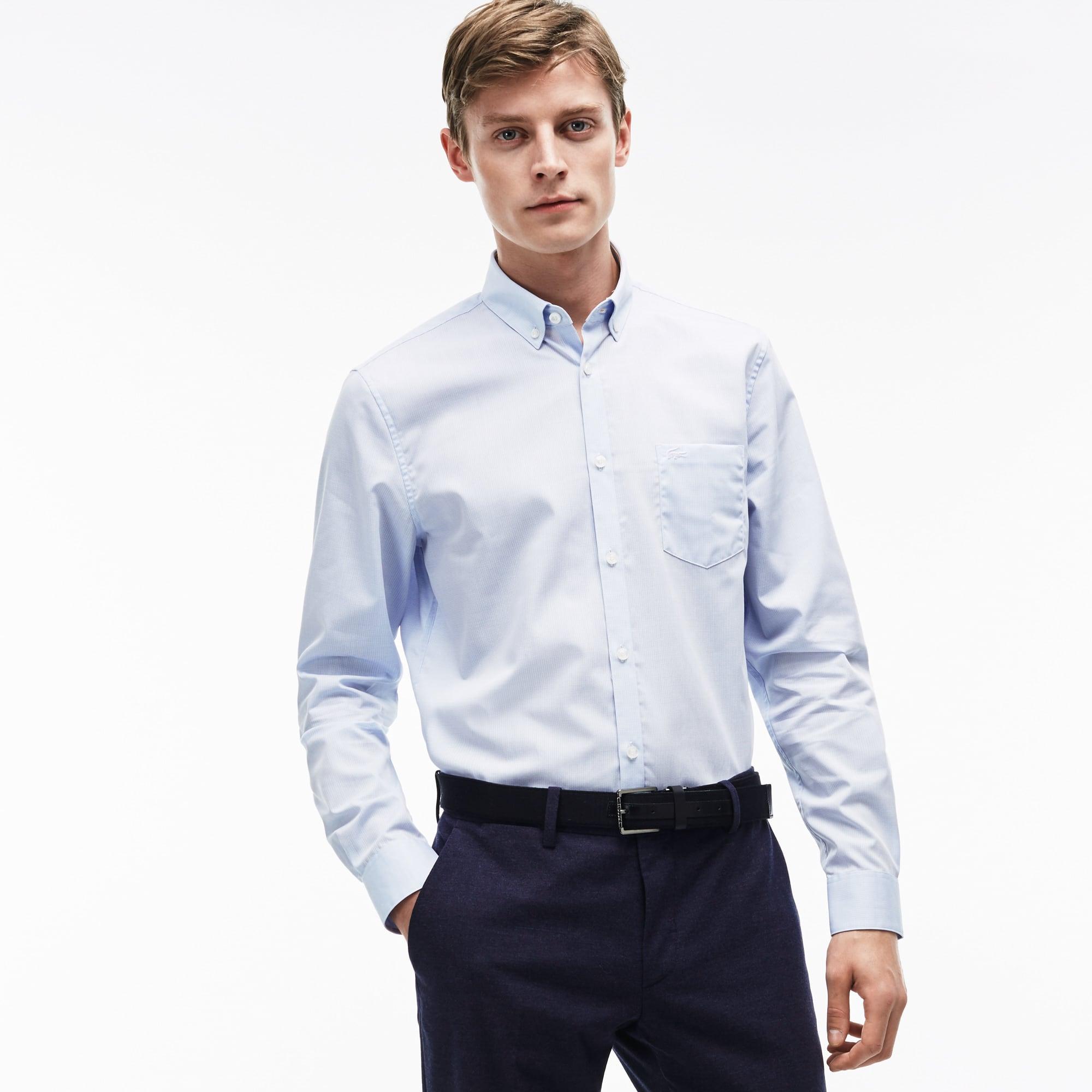 Camisa Texturizada