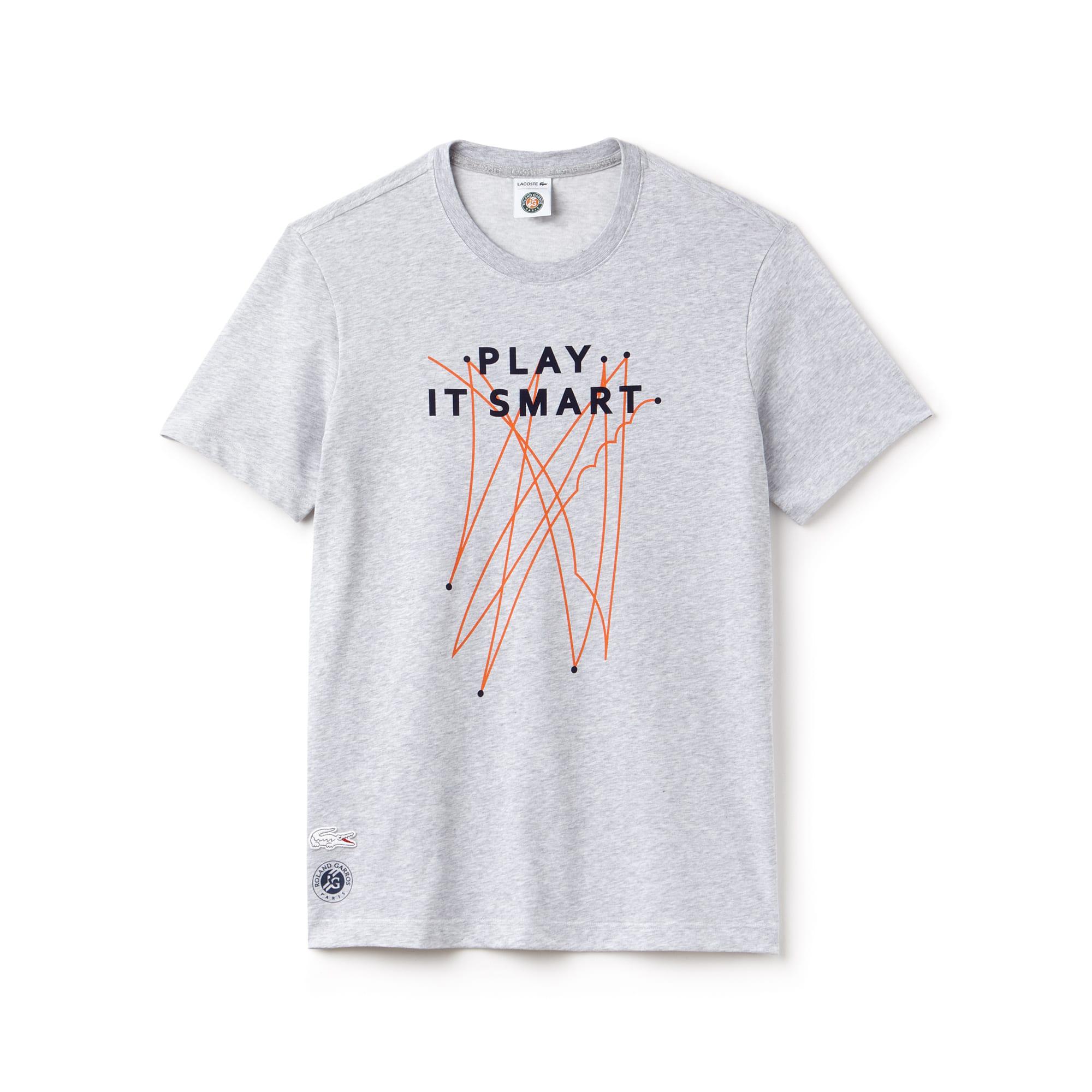 Camiseta Lacoste SPORT de punto jersey técnico Edición Roland Garros
