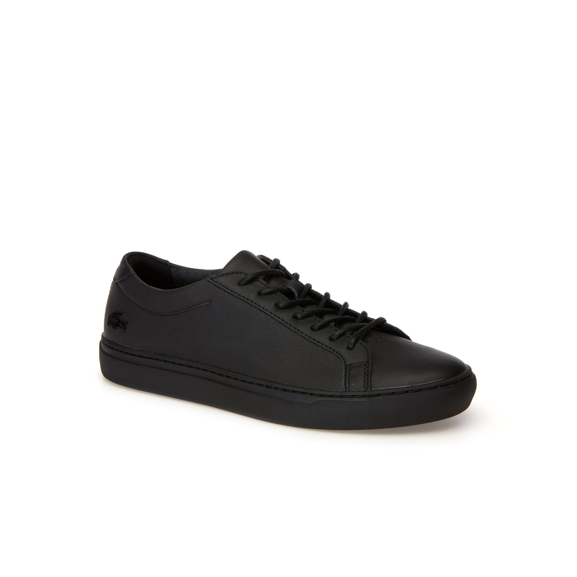 Sneakers L.12.12 homme en cuir de qualité supérieure