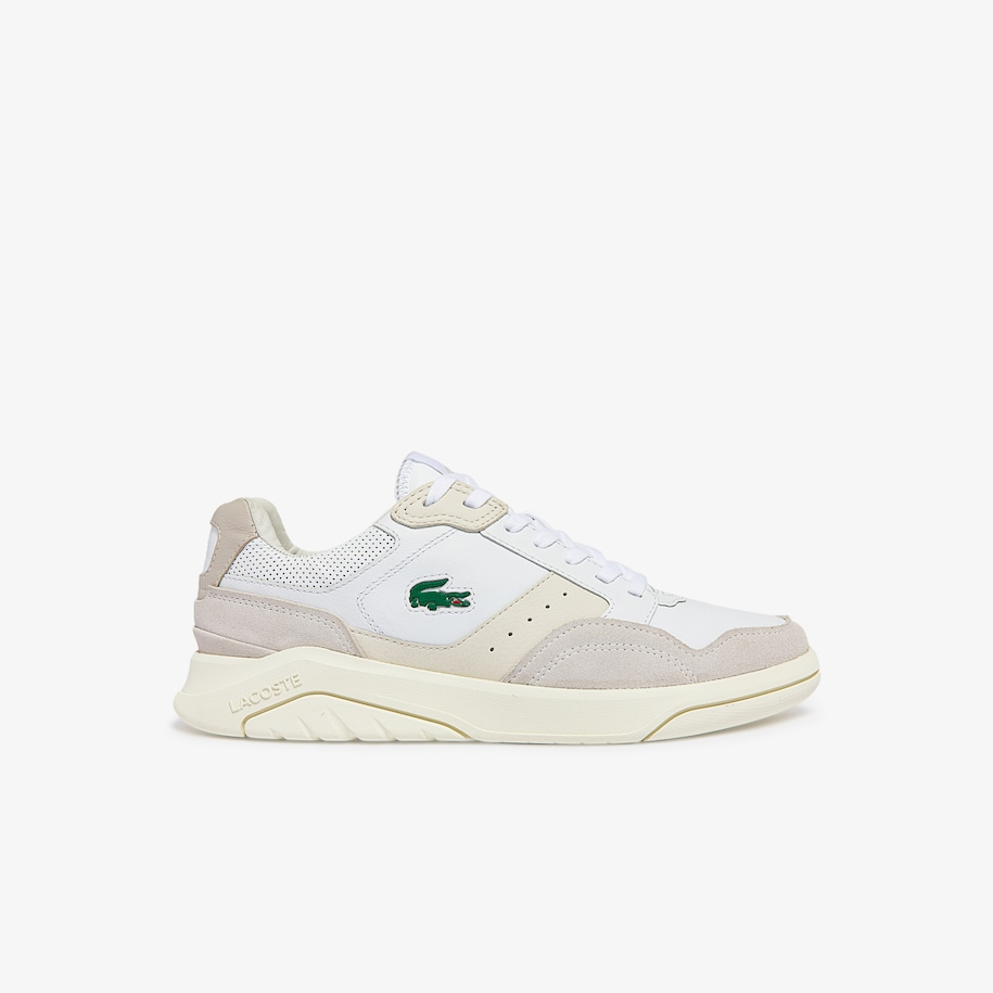 Sneakers Game Advance Luxe homme en cuir et daim