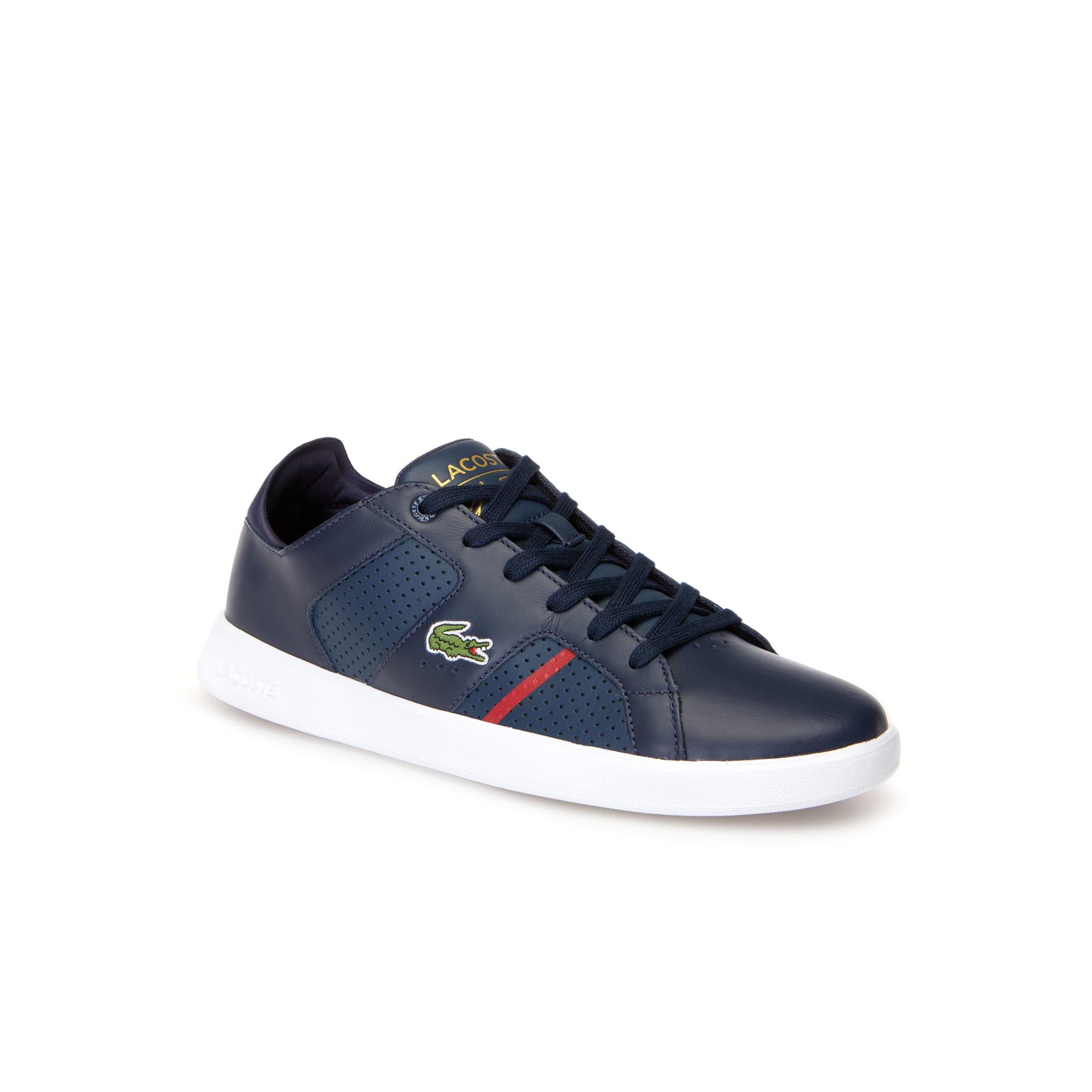 Sneakers Novas CT en cuir et textile