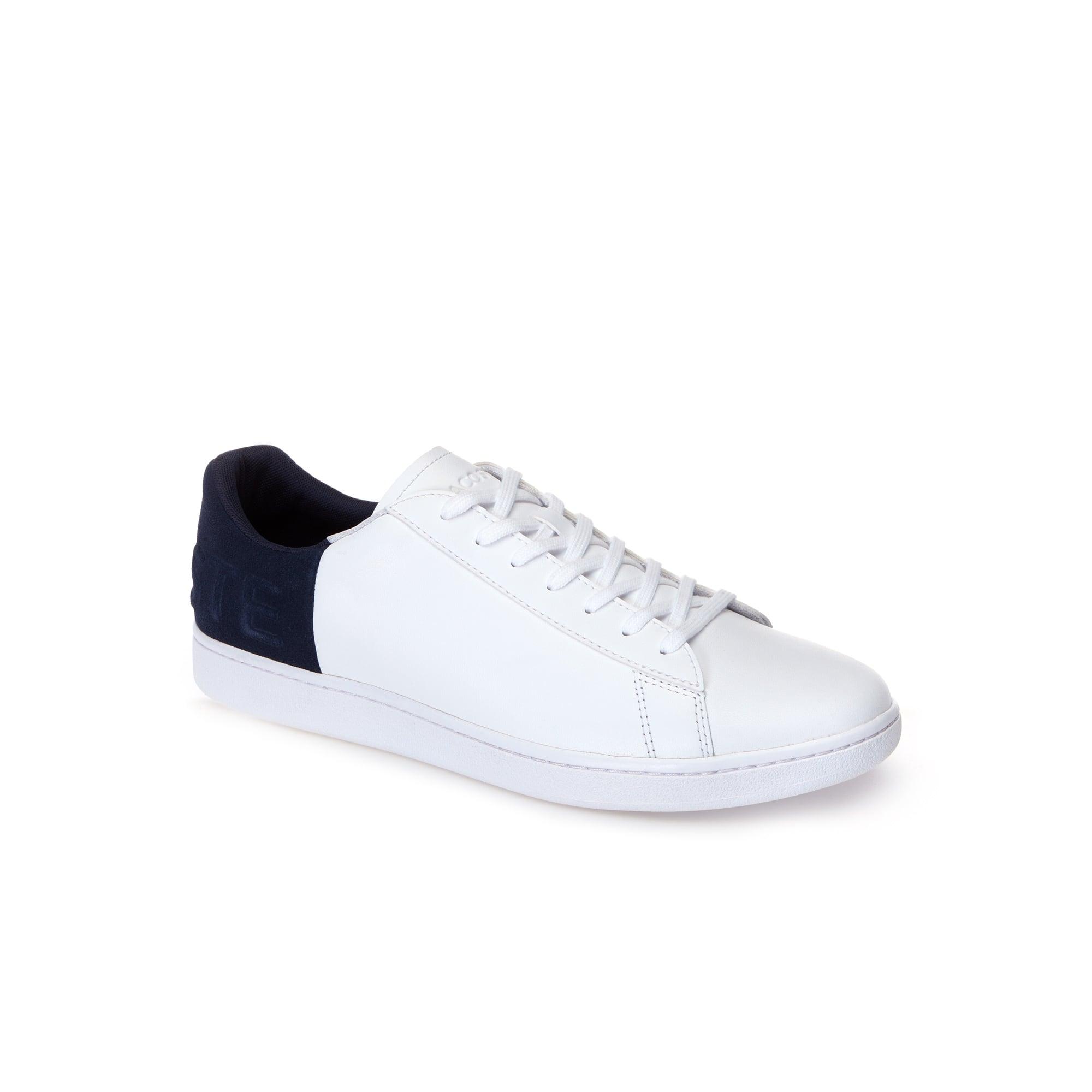 Sneakers Carnaby Evo homme en cuir et suède