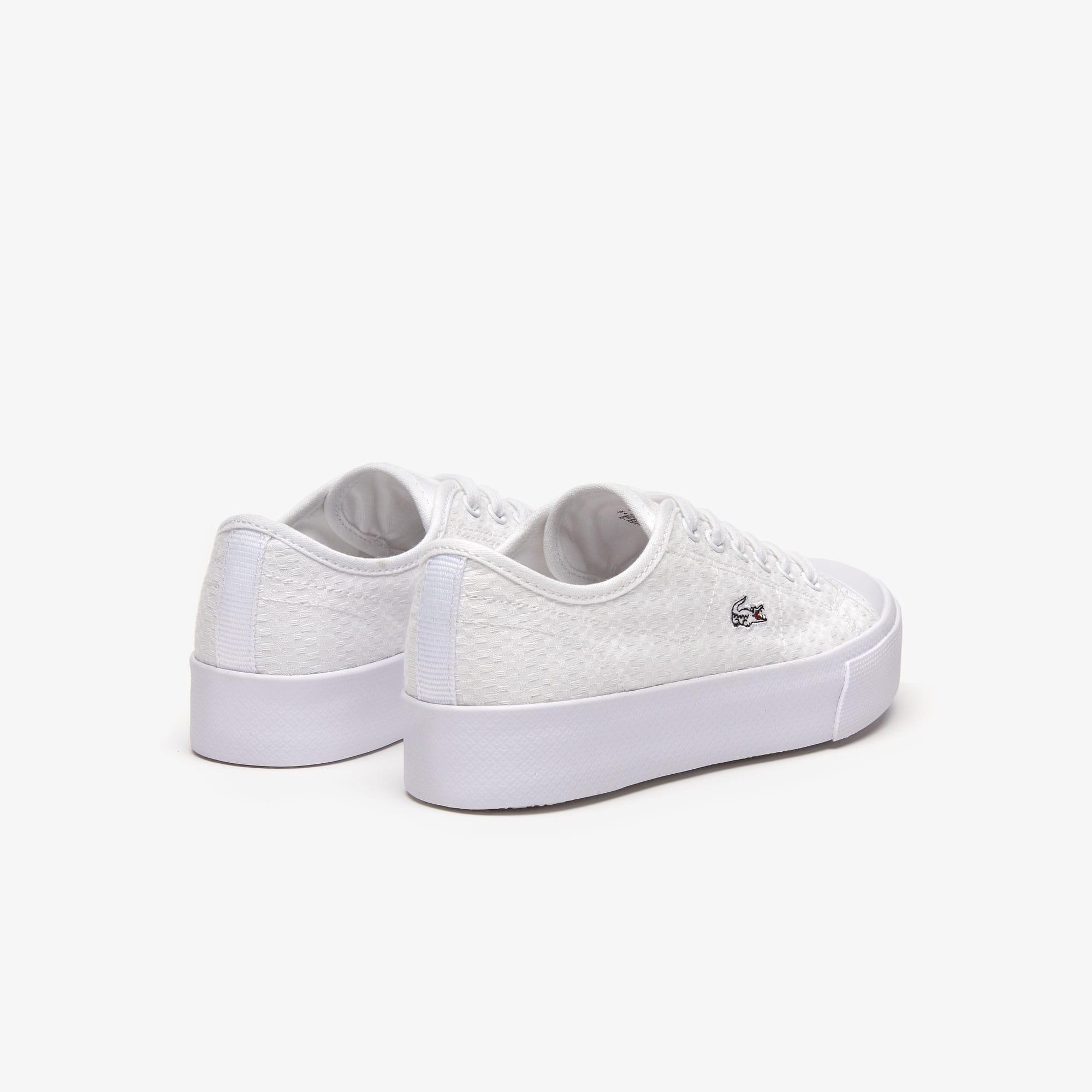 ToileLacoste Ziane Femme Ziane Sneakers Sneakers Femme En 6b7YgyIfvm