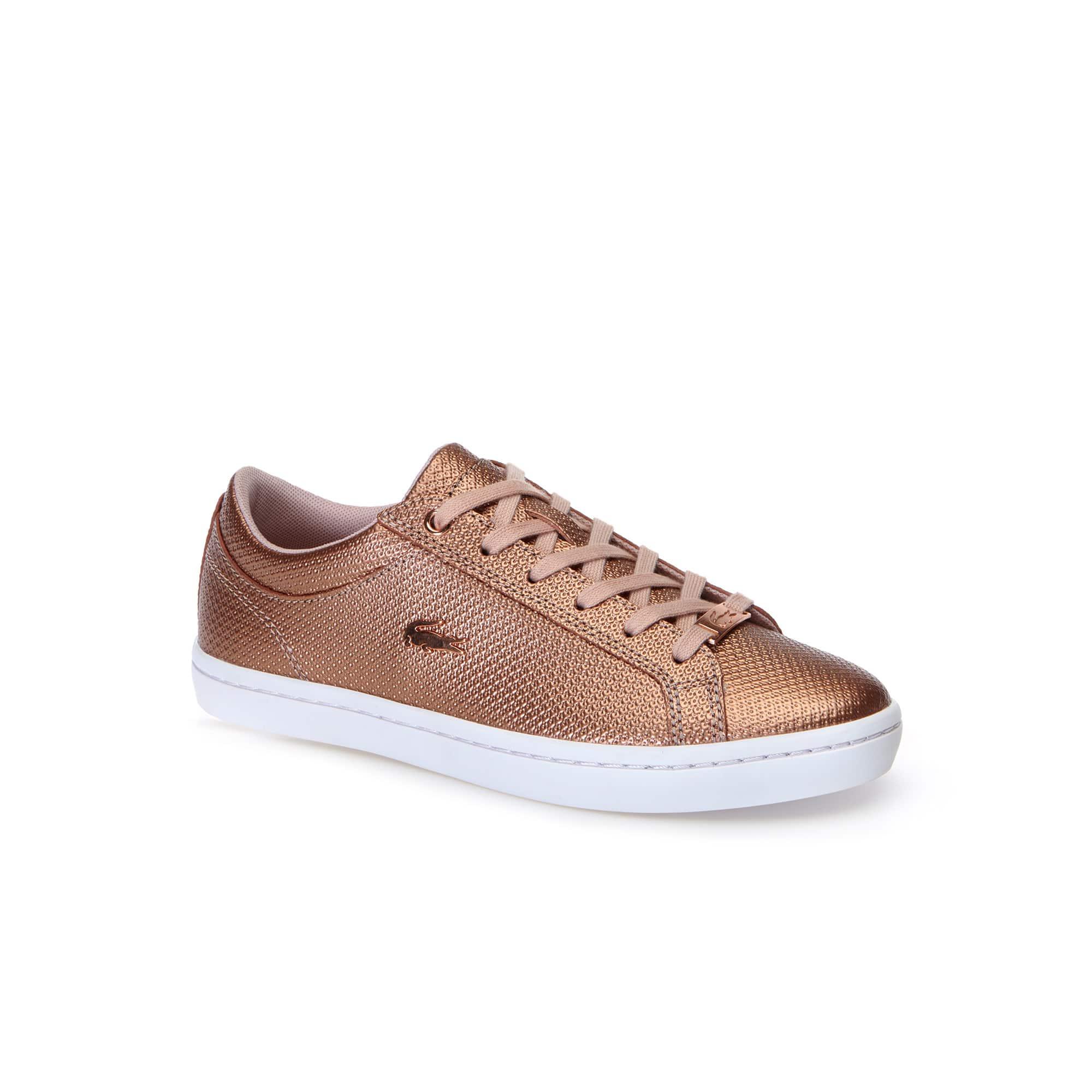 Sneakers Straightset femme Chantaco en cuir