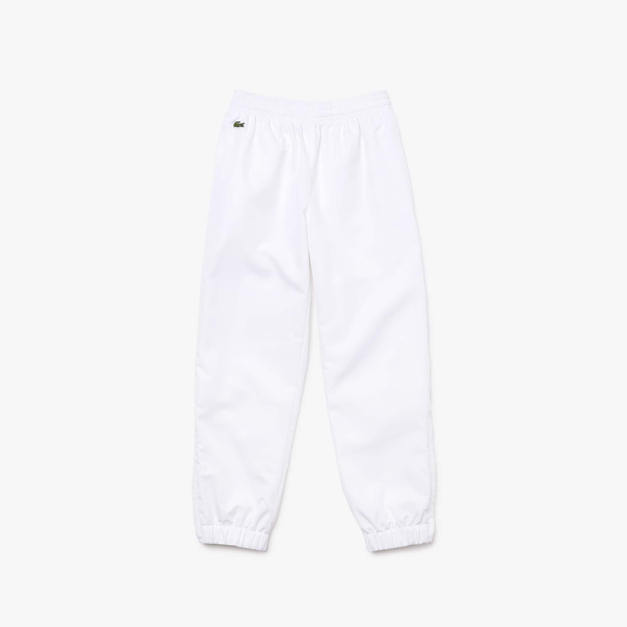 Pantalon de survêtement Garçon Tennis Lacoste SPORT uni