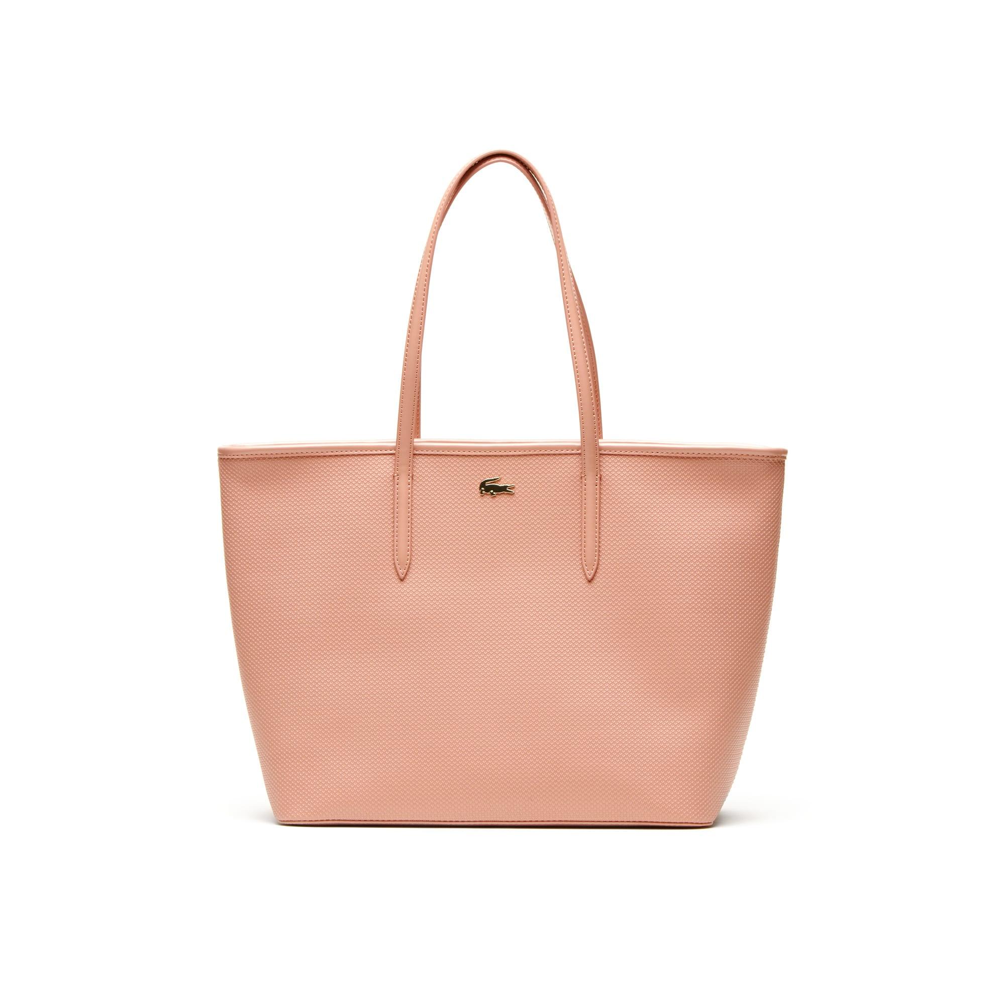 Medium shopping bag Chantaco in leather