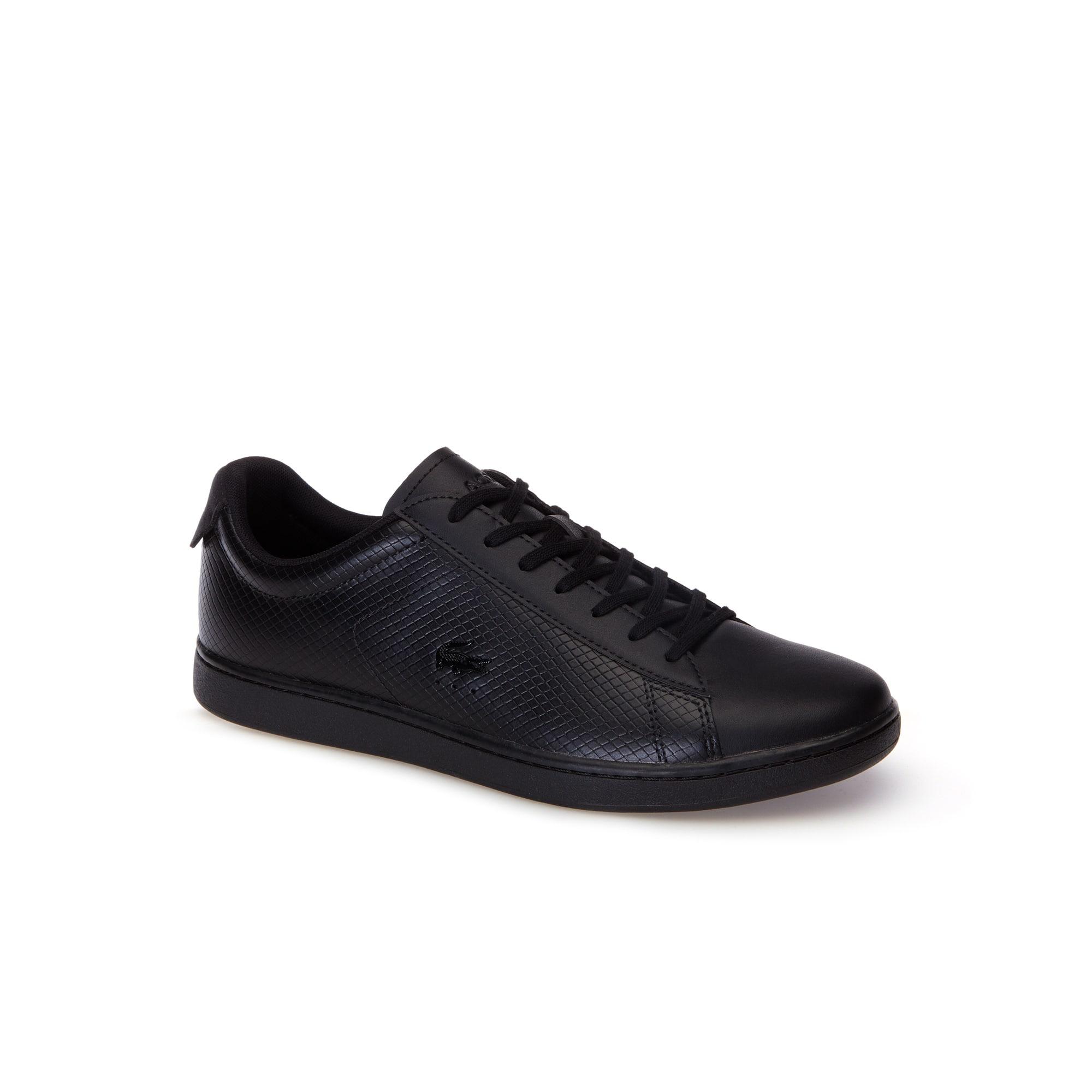 Sneakers Carnaby Evo homme en cuir nappa texturé