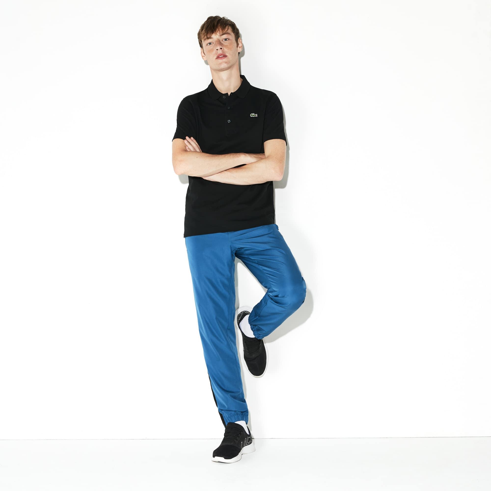 1f6fd390bc Pantalon de survêtement Tennis Lacoste SPORT avec bande color-block ...