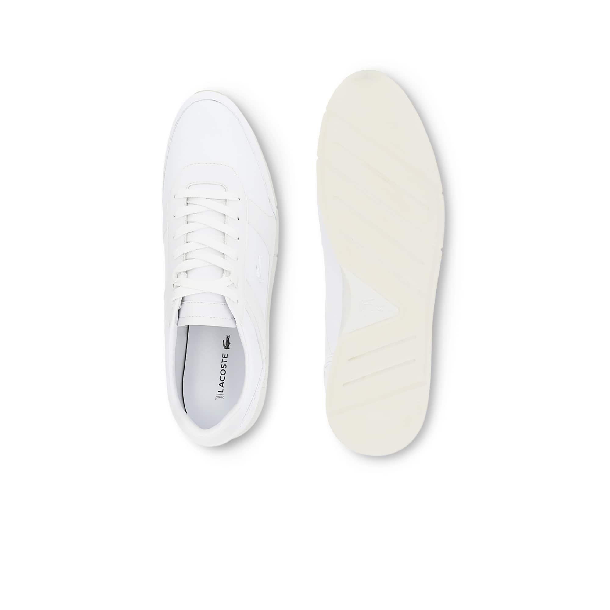 En Menerva Homme Sneakers Lacoste Cuir vq6p61wY