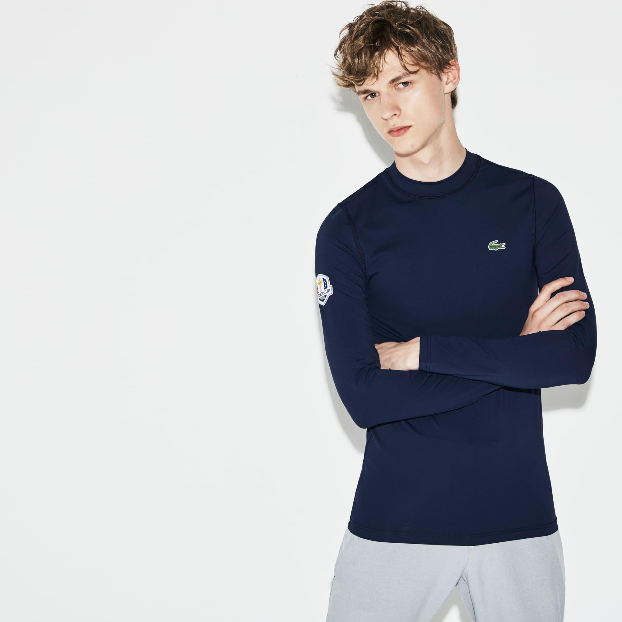 T-shirt Golf Lacoste SPORT à manches longues en jersey Édition Ryder Cup