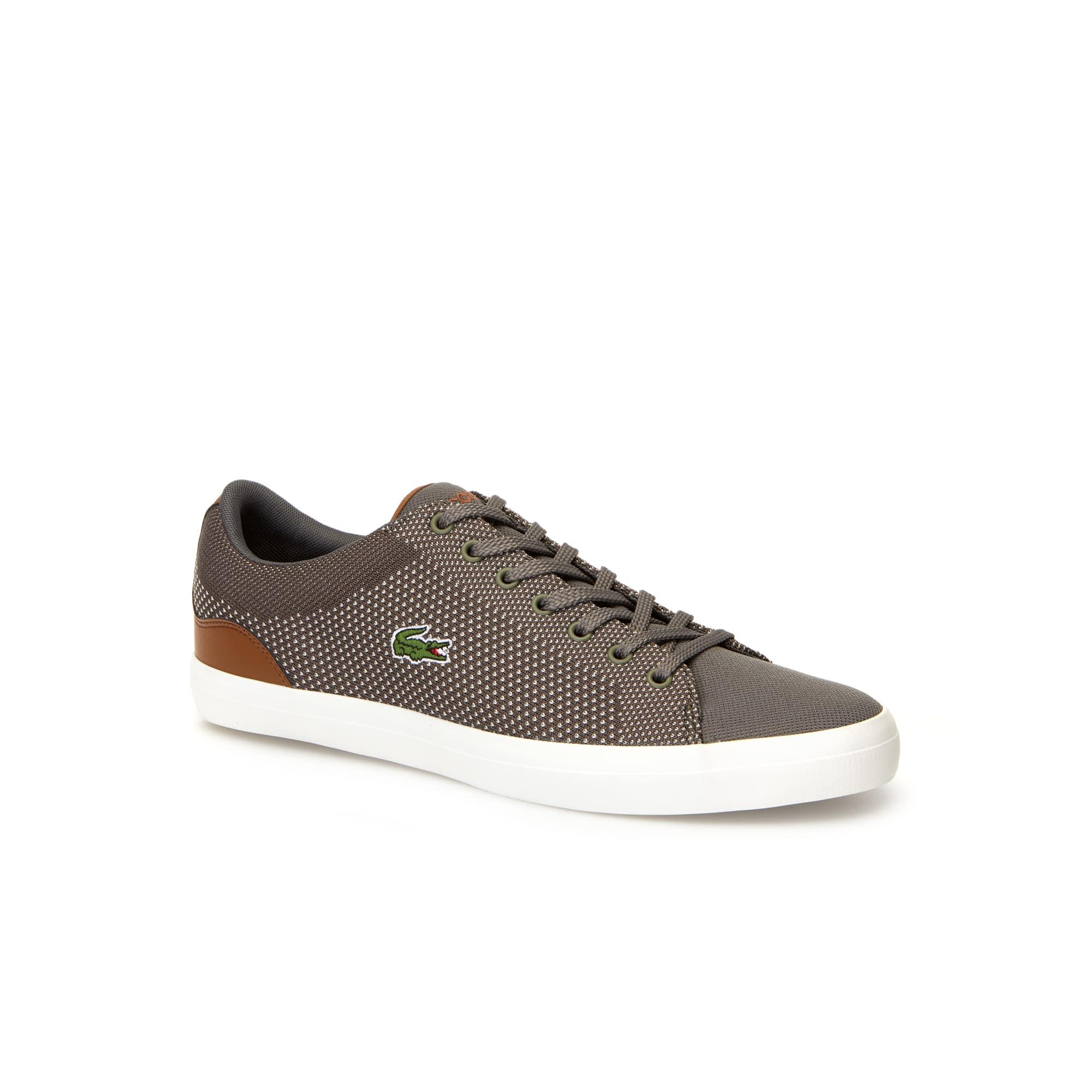 Sneakers Lerond homme textile jacquard