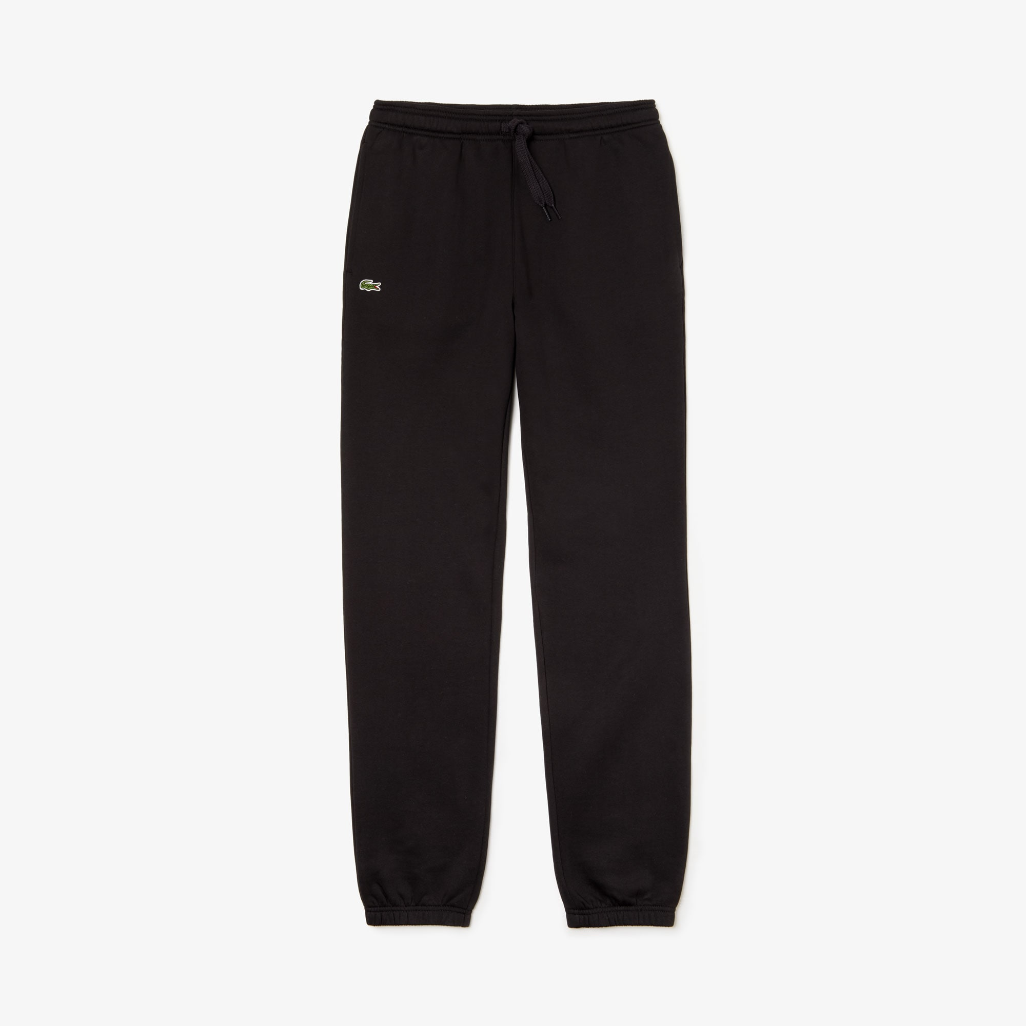 Pantalon de survêtement Tennis Lacoste SPORT en molleton uni