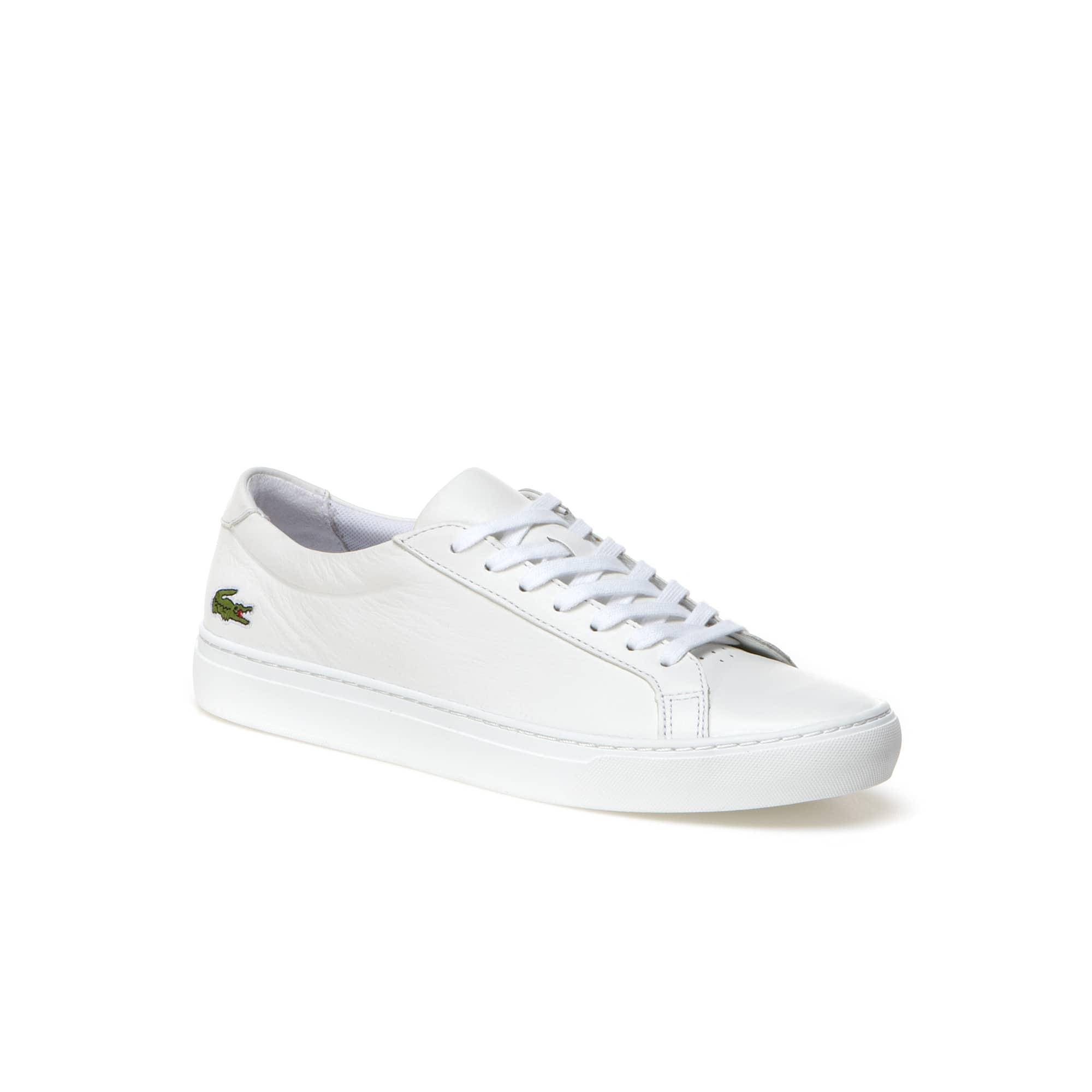 Chaussures L.12.12 Lacoste Blanc 6m8ZHi