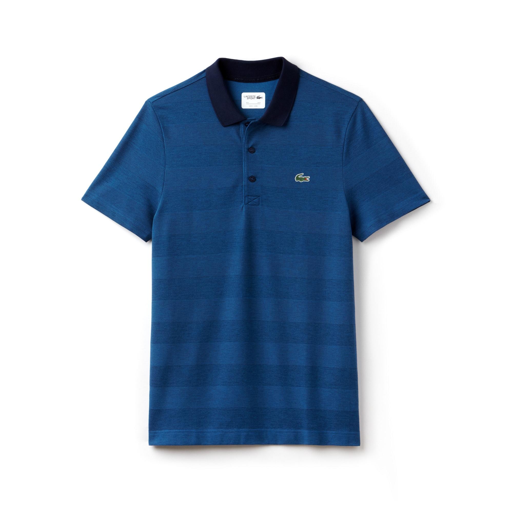 Polo Golf Lacoste SPORT en jersey technique