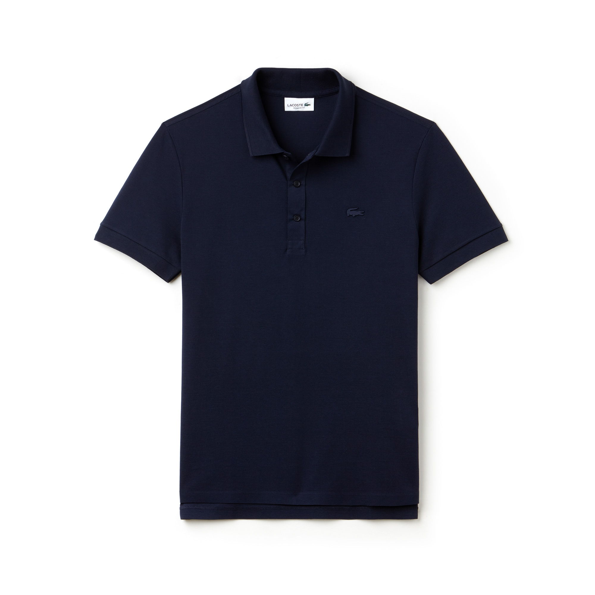 Polo regular fit Lacoste MOTION en piqué de coton Pima