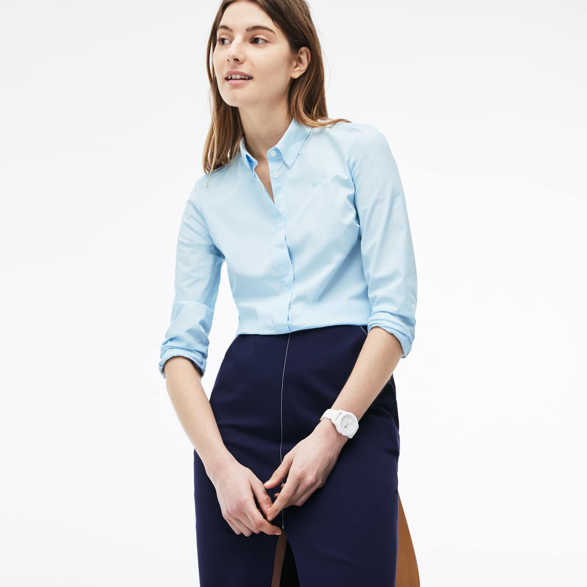 amp; Chemises Hauts Femme Lacoste Vêtements d6Y6Rx