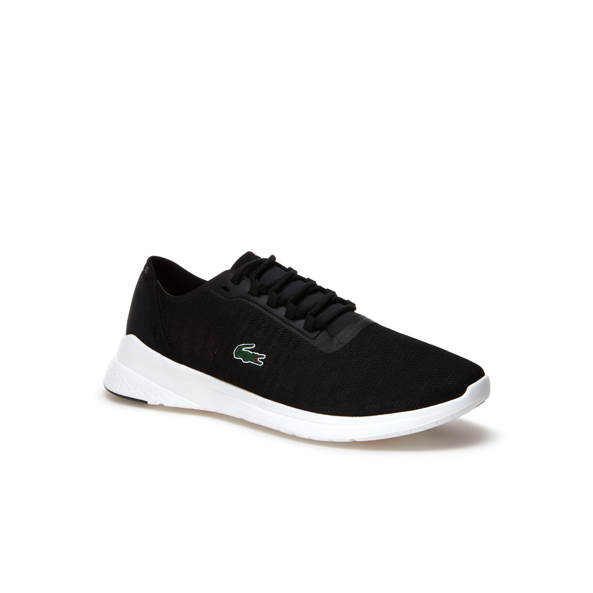 Sneakers LT Fit en textile et résille ton sur ton