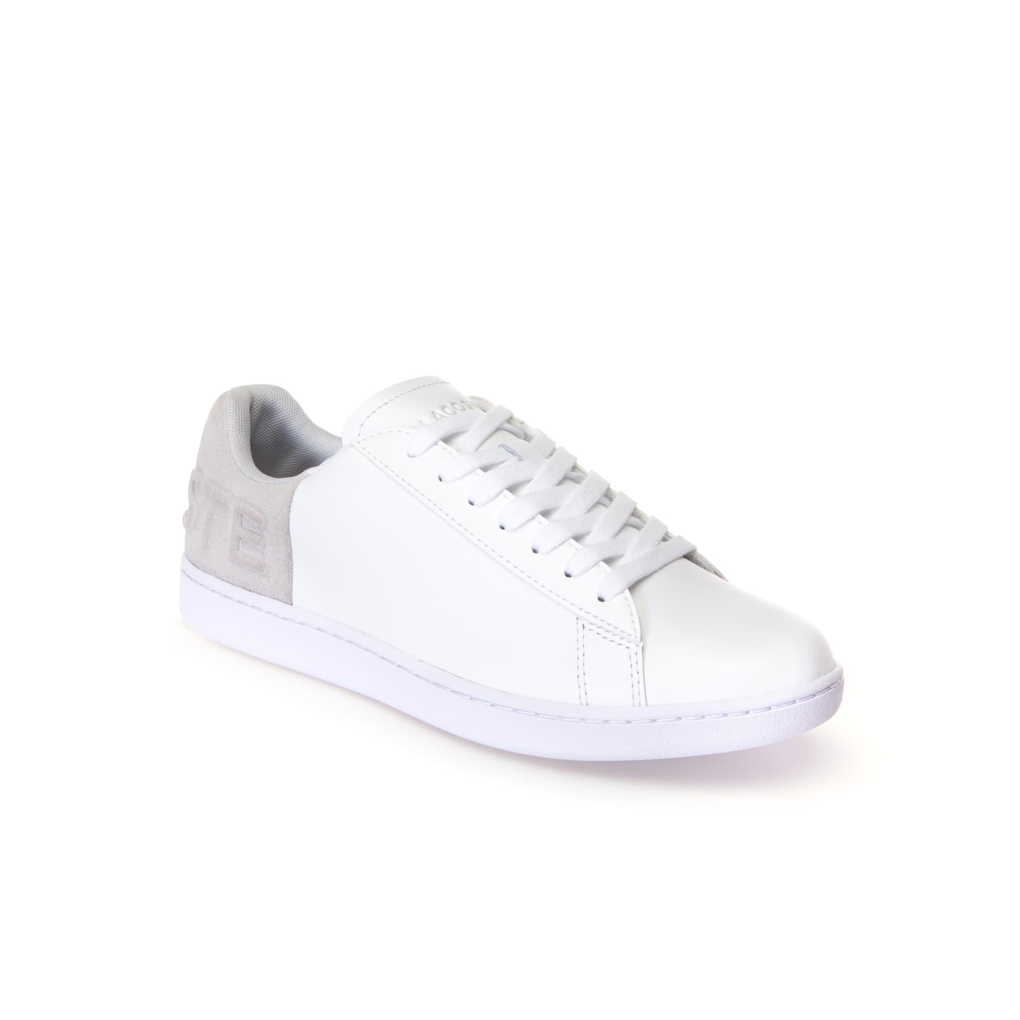 Cuir Coloré Lacoste Carnaby En Sneakers Evo Femme Gyffr PiuwOkXZT
