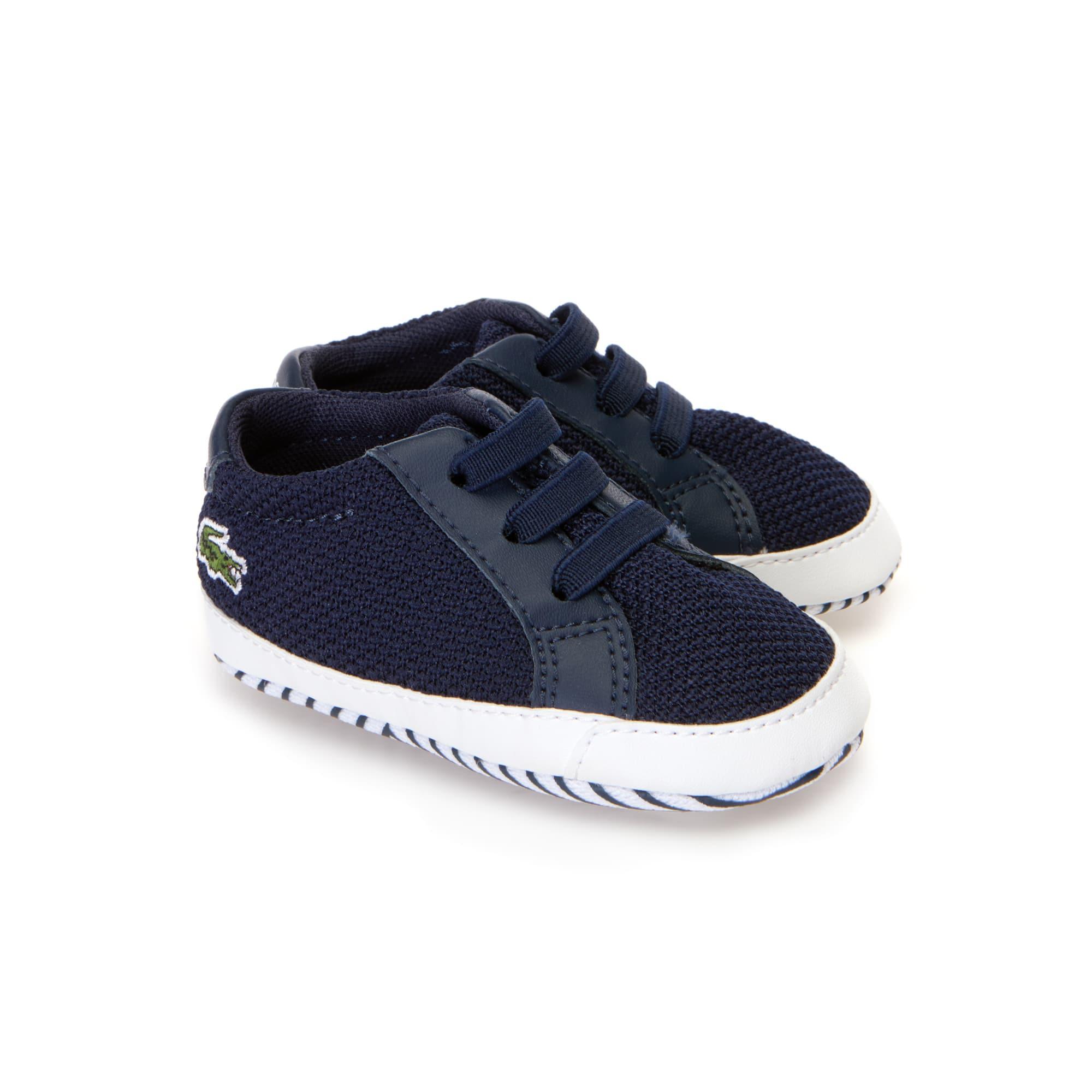 Sneakers Textile L 12 Bébé 12 Lacoste En Crib S8wPU1a