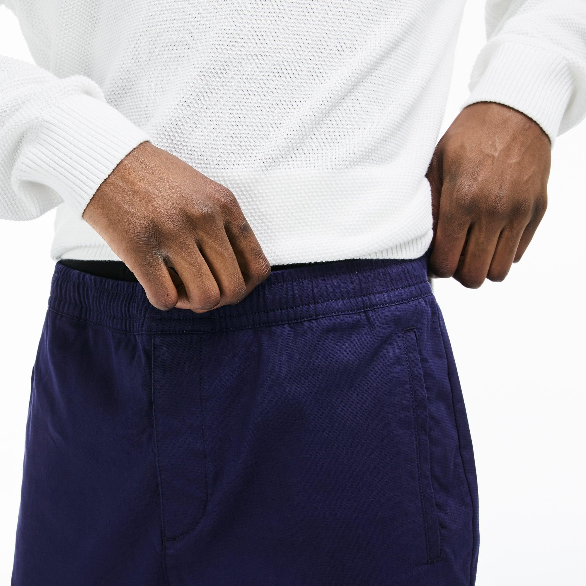 Lacoste HH4505 00 Pantalon chino décontracté en toile