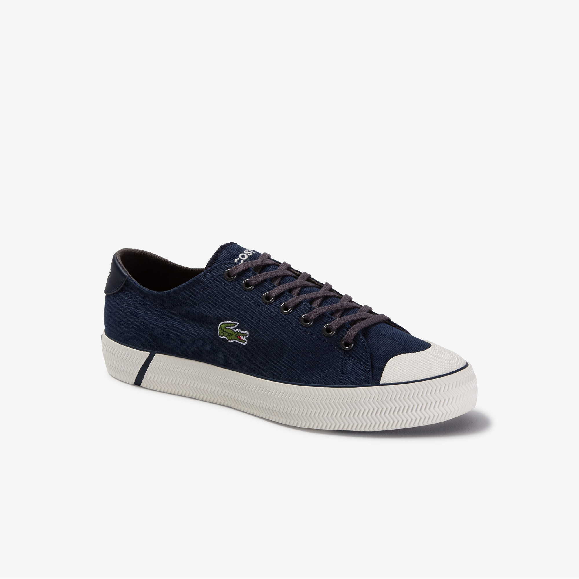 Sneakers da uomo in canvas Gripshot