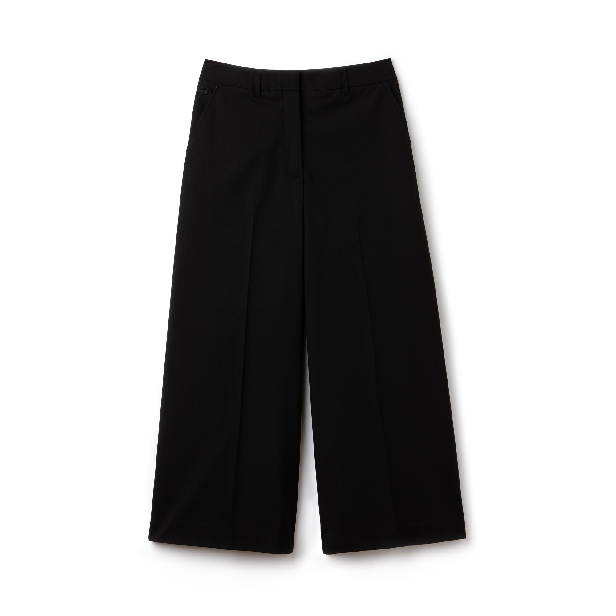 Gonna pantalone Lacoste LIVE in crêpe tinta unita