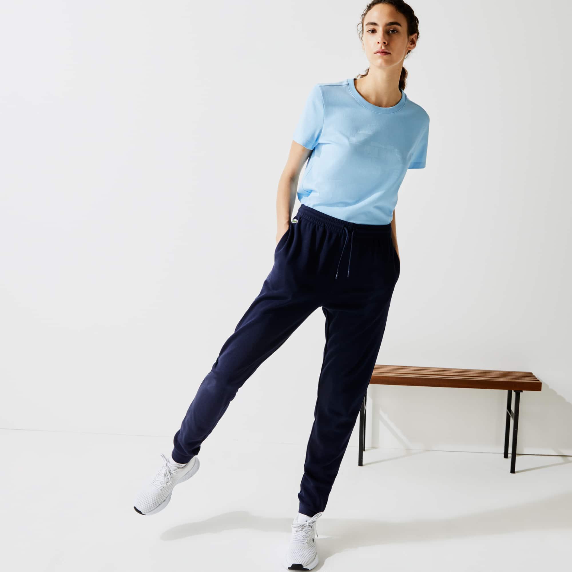 Pantaloni da jogging Tennis Lacoste SPORT in cotone