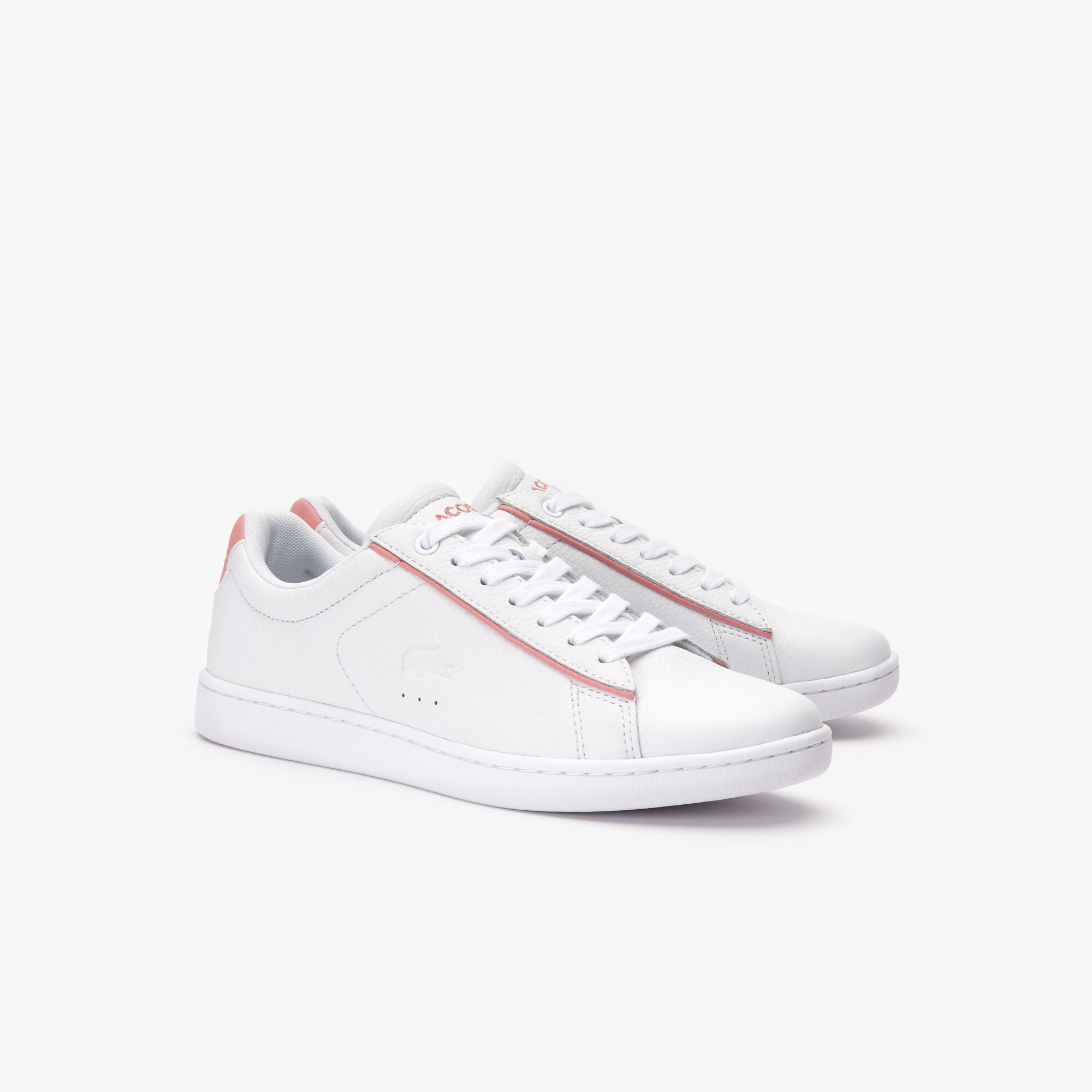 Sneakers da donna in pelle bottalata Carnaby Evo