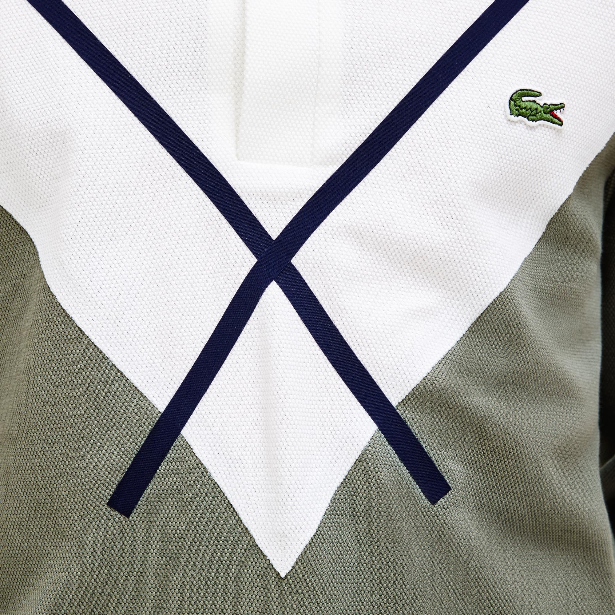 Polo da uomo regular fit Lacoste Made In France
