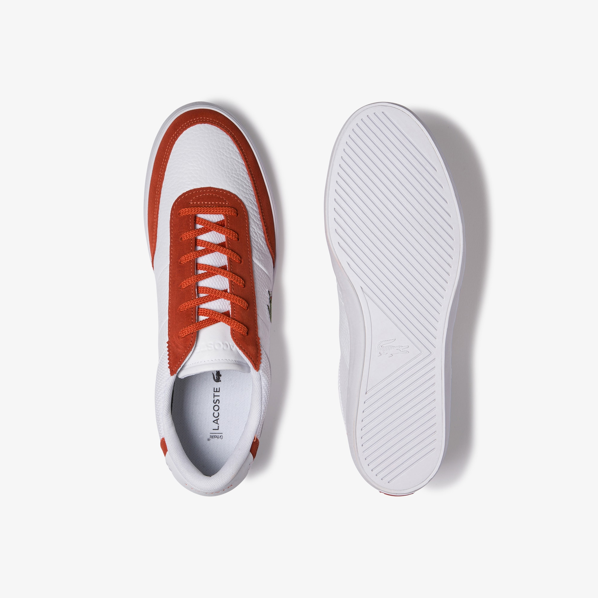 Sneakers da uomo in pelle e materiale sintetico Court-Master