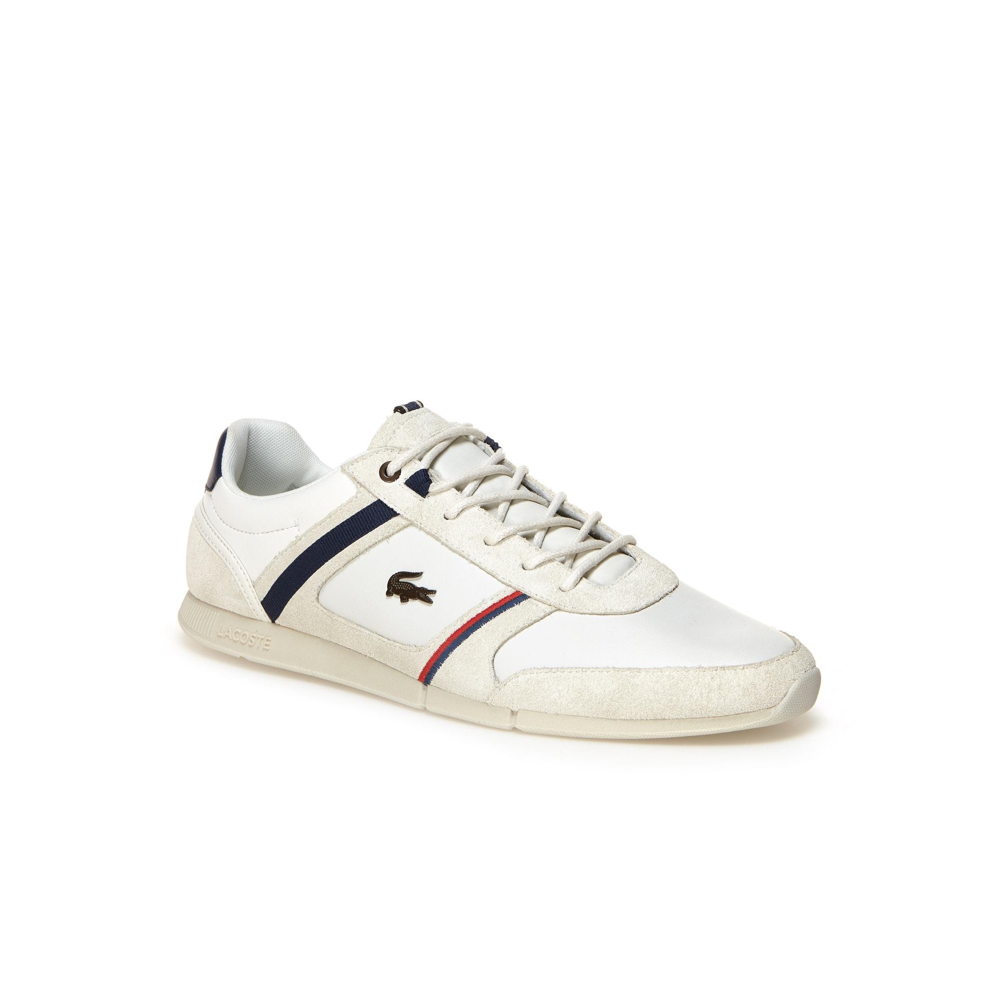 Sneakers Menerva in pelle