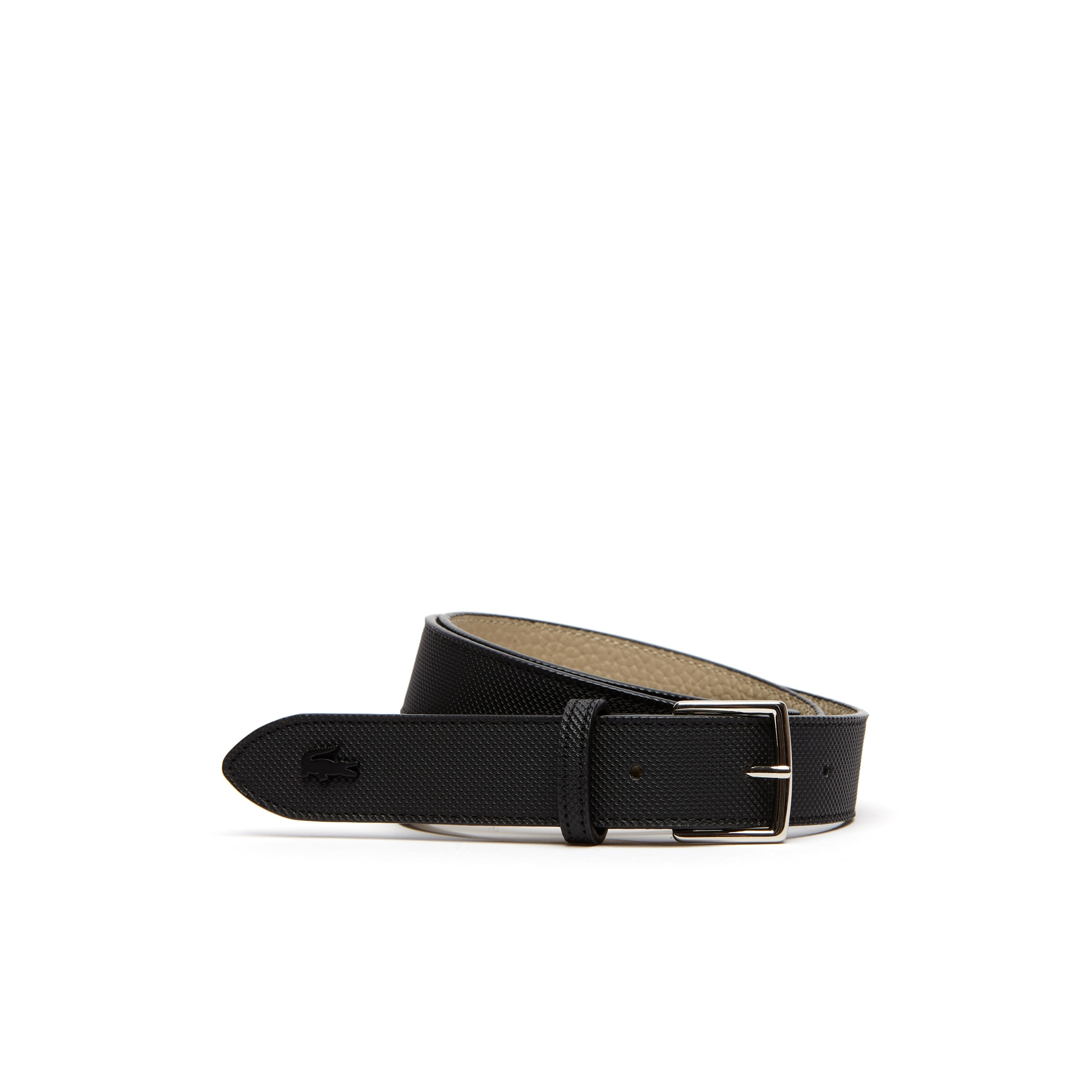 eccezionale gamma di colori stile alla moda speciale per scarpa Cintura bicolore Anna double face con fibbia ad ardiglione ...