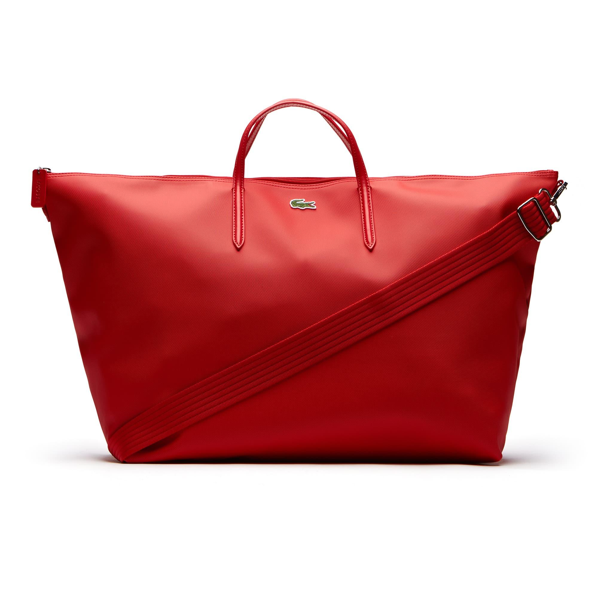 Shopping bag week-end L.12.12 Concept tinta unita
