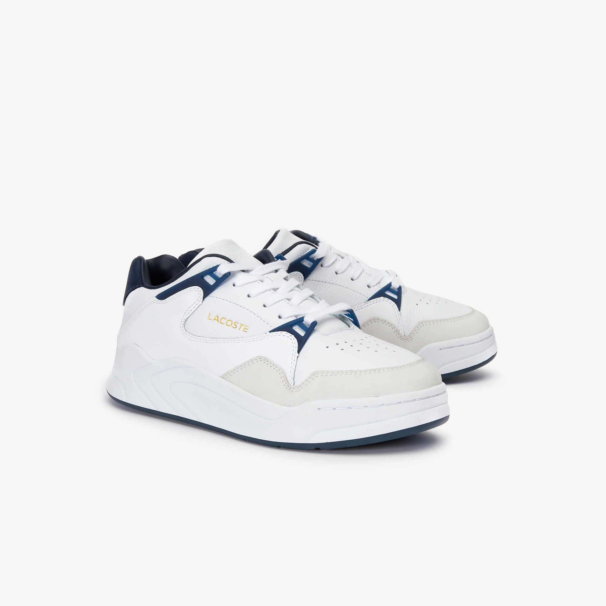 Sneakers da uomo in pelle Court Slam