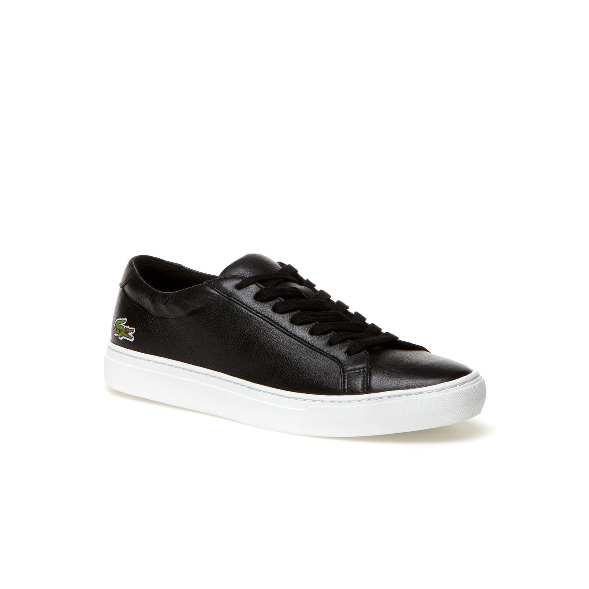 Men's L12.12 shoe in premium leather